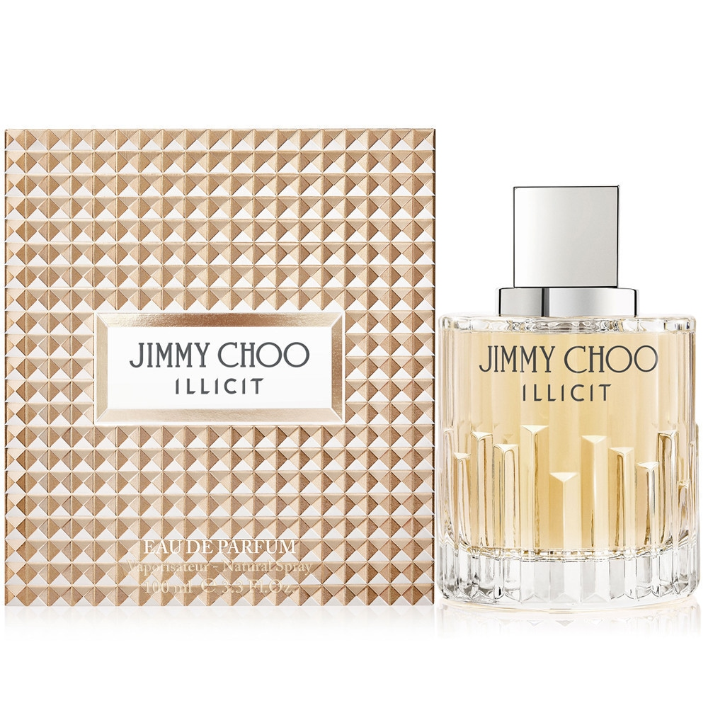 319ed37dd3df Shop Jimmy Choo ILLICIT Women s 3.3-ounce Eau de Parfum Spray - Free  Shipping Today - Overstock - 11442991