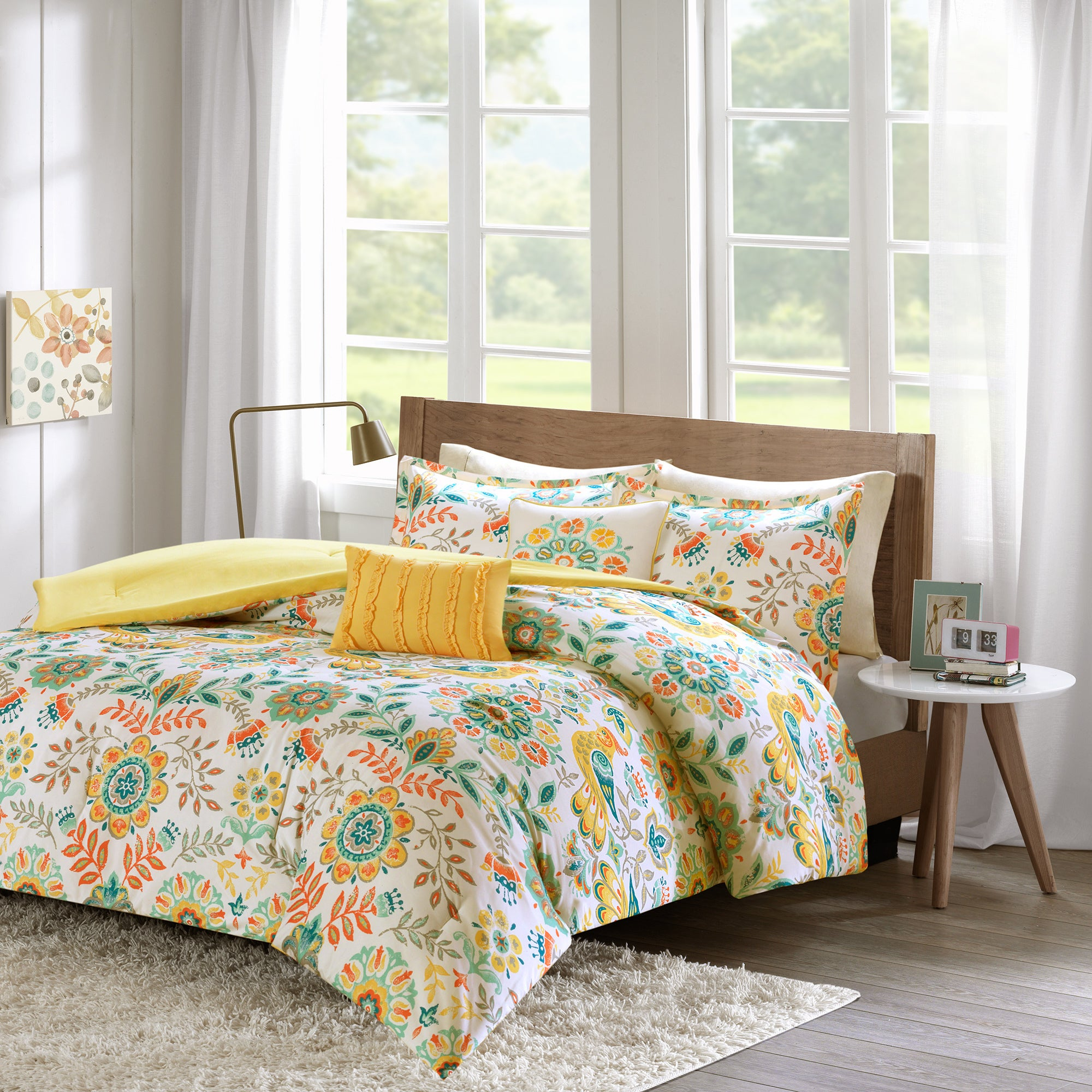Intelligent Design Mona Comforter Set - Free Shipping Today - Overstock.com  - 18412664