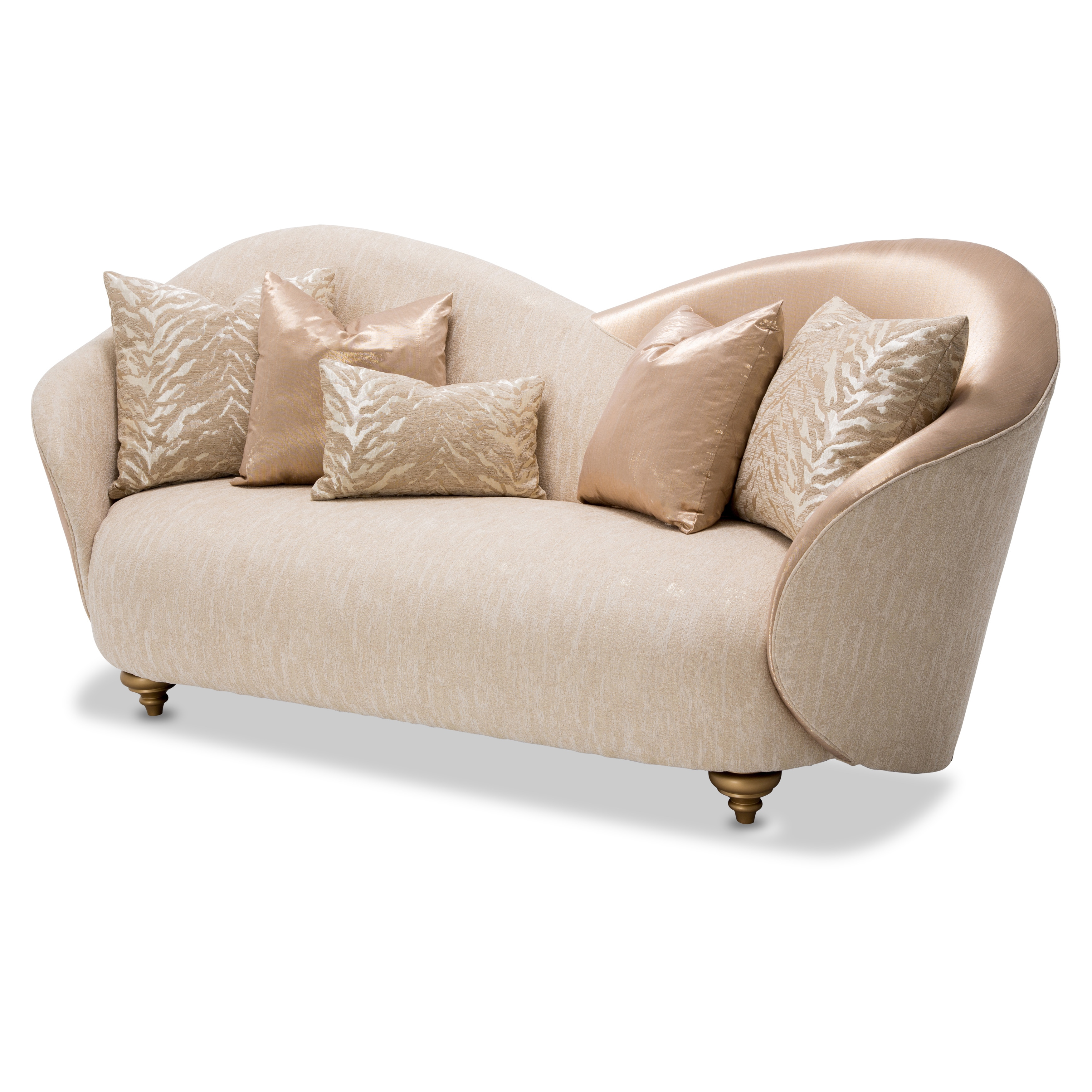 Camelia Sofa by Michael Amini - Free Shipping Today - Overstock ...