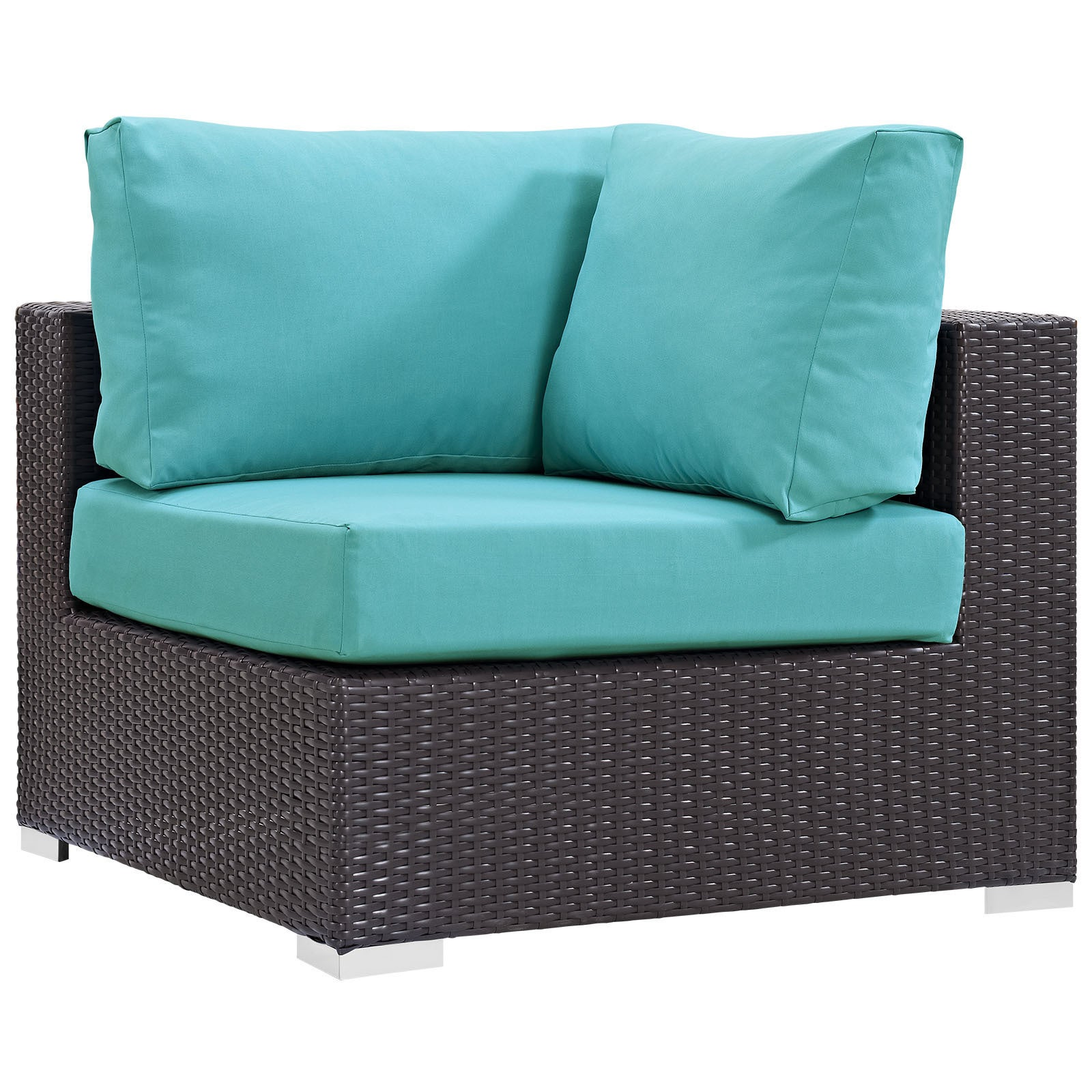 dawson green piece seating spa ae p sets cushions set patio sunbrella with sectional fabric outdoor conversation