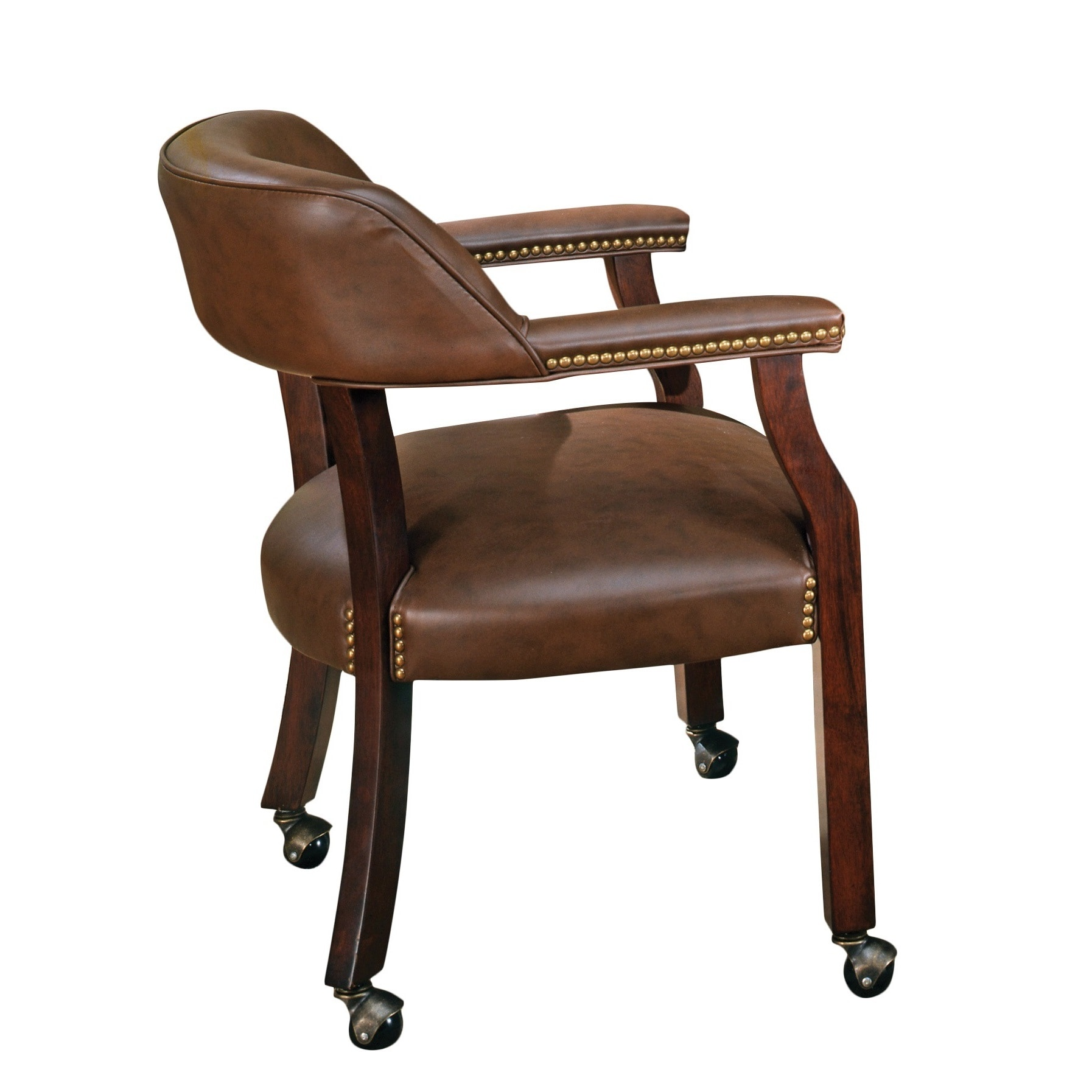 Shop Laurel Creek Daulton Captains Chair   On Sale   Free Shipping Today    Overstock.com   19856284