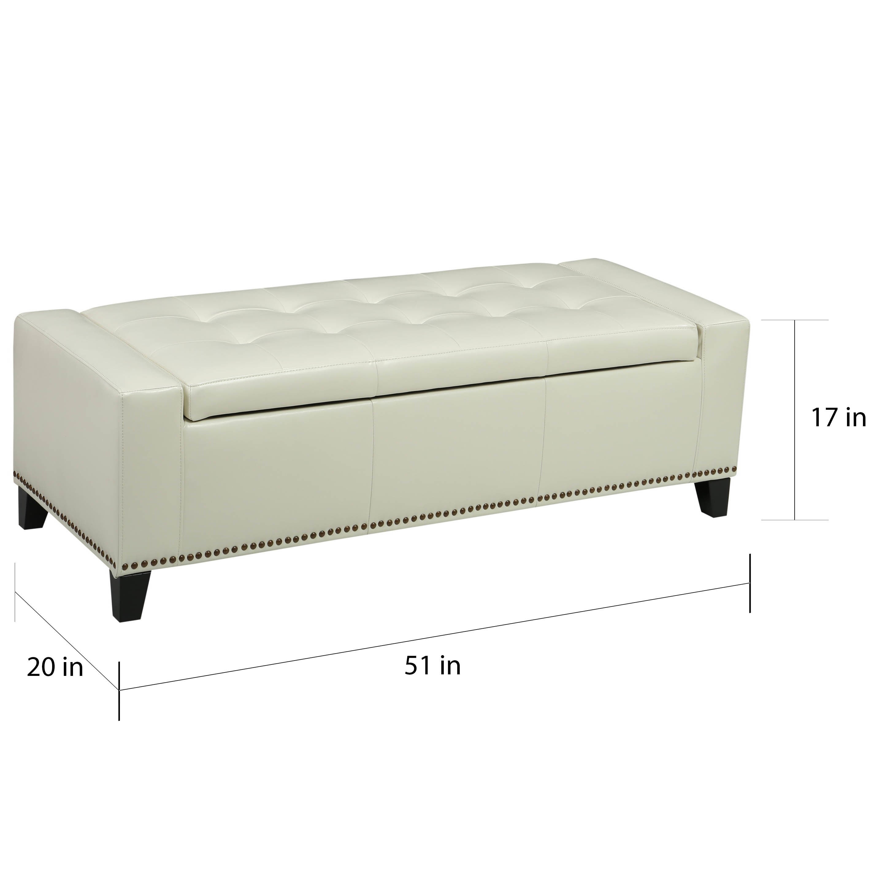 great bedroom amazon ottoman for furniture with tufted storage safety kitchen bench upholstered room hinge com living cushion linen dp grey and