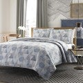 City Scene Daydream Cotton Quilt Set