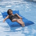 Big Joe Maggie Blue Pillow Top Pool Float