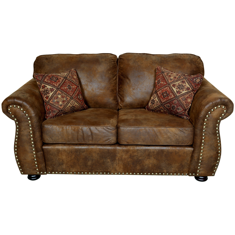 tufting dark p wid seating brown loveseat plush prod microfiber esofastore qlt set chair deep accent sofa hei