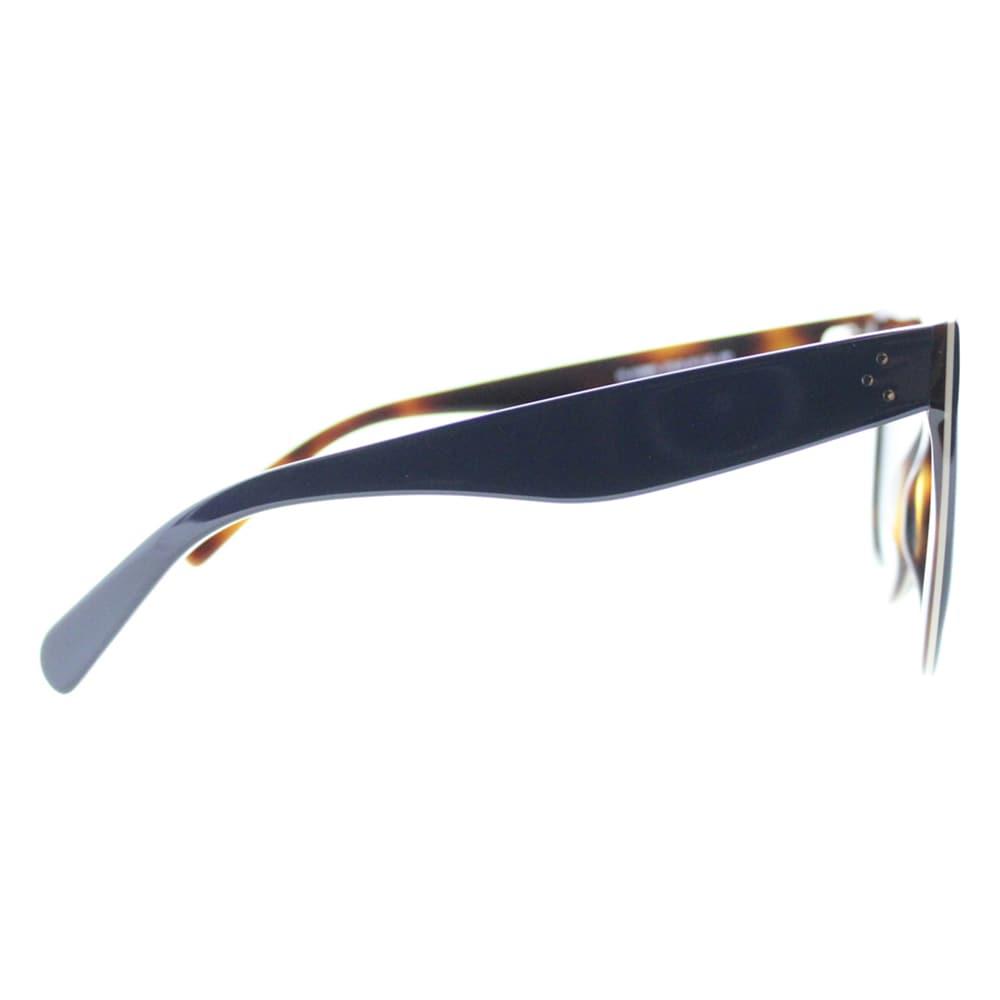 ca07334405ce2 Shop Celine CL 41398 Andrea 273 Blue on Beige Havana Plastic Brown Gradient  Lens Fashion Sunglasses - Free Shipping Today - Overstock.com - 11484082