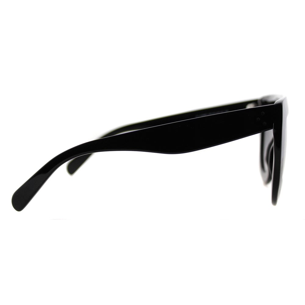 8011583ed83 Shop Celine CL 41398 Andrea 807 Black Plastic Grey Gradient Lens Fashion  Sunglasses - Free Shipping Today - Overstock - 11484088