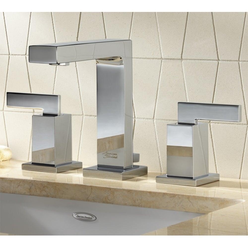Shop American Standard Bathroom Faucet 7184.851.002 Polished Chrome ...
