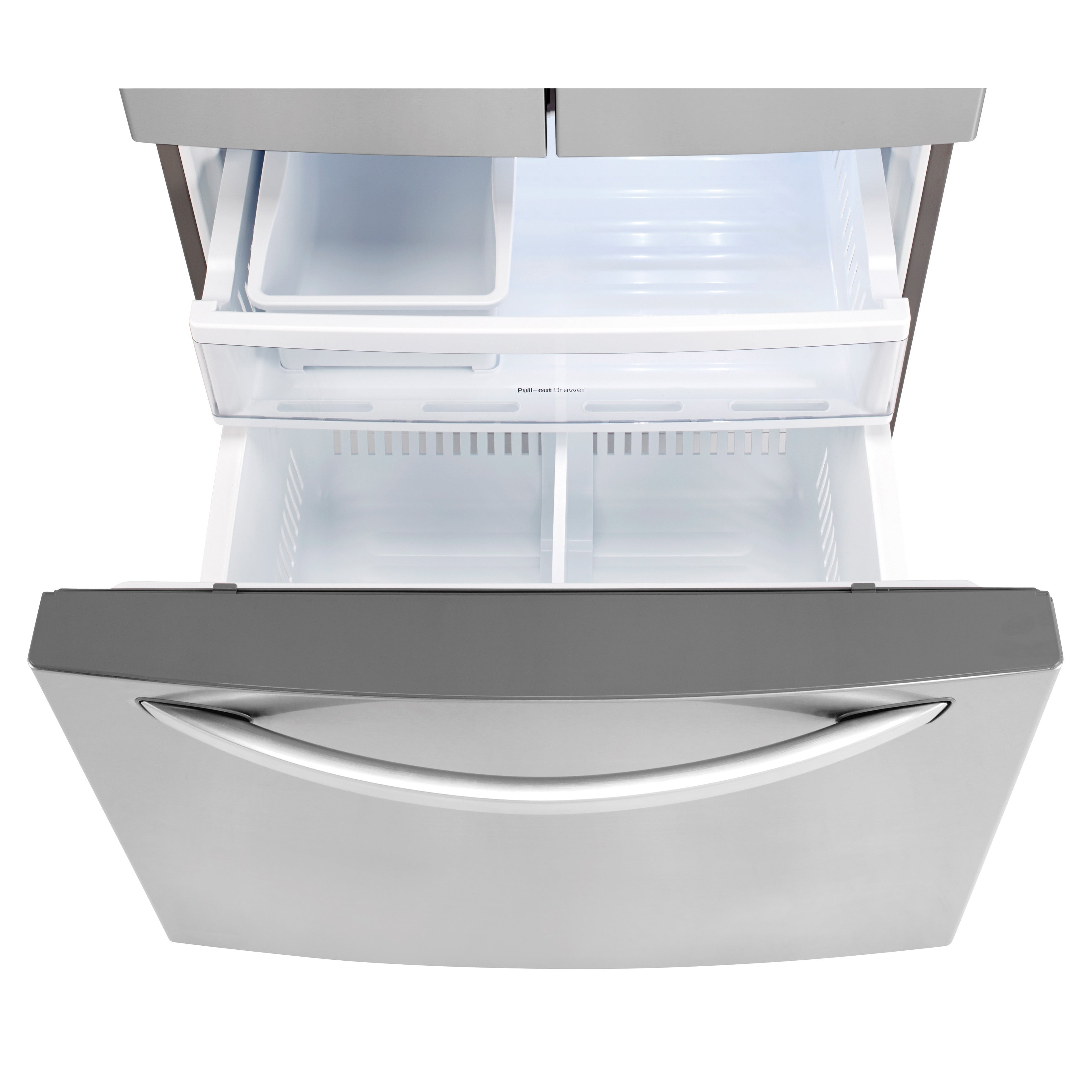 Shop LG 33 Inch French Door Refrigerator   Free Shipping Today    Overstock.com   11488077