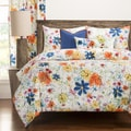 Siscovers Modern Meadow 6-piece Duvet Cover Set
