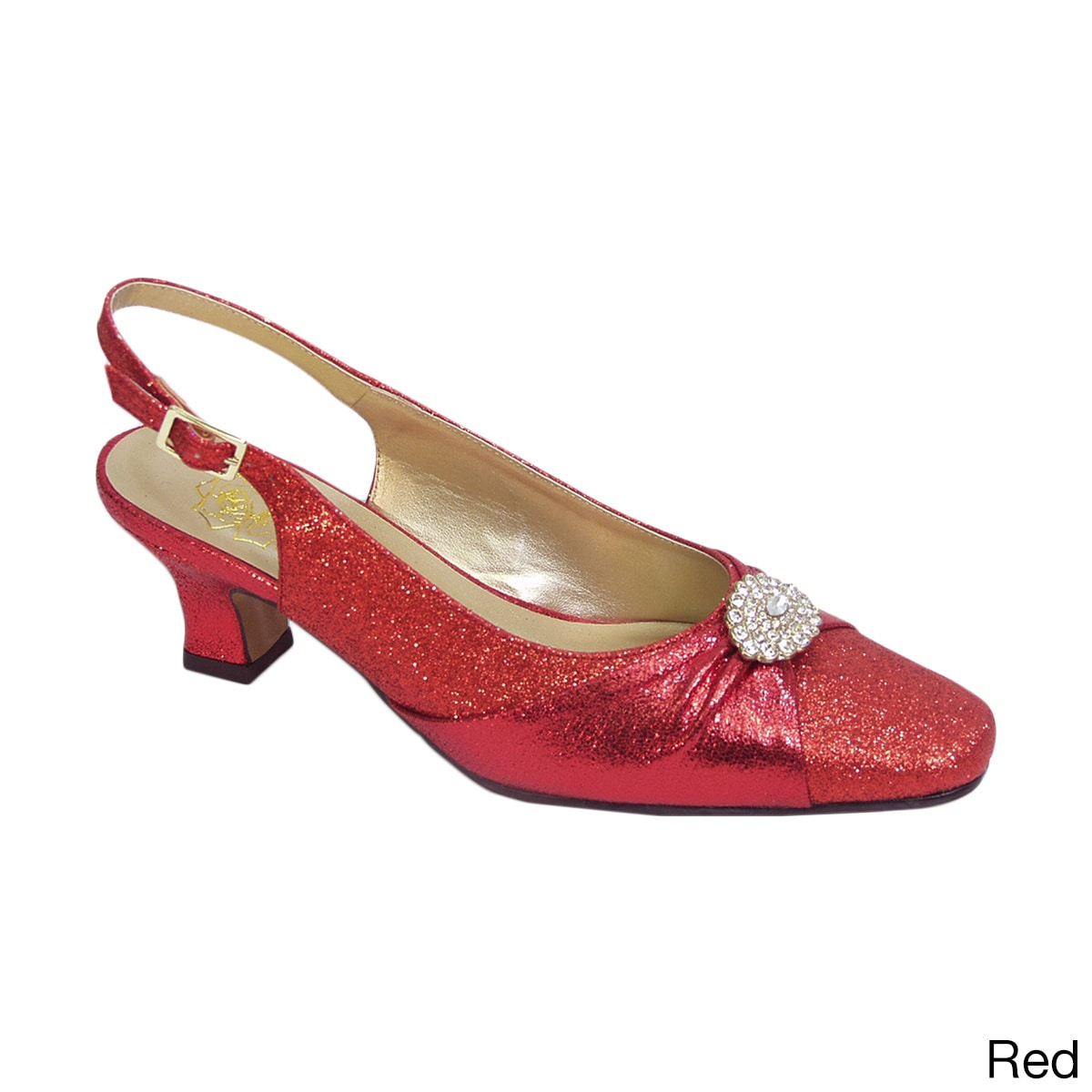 Fic Fl Elaine Women S Extra Wide Width Dress Shoes Free Shipping Today Com 11517502