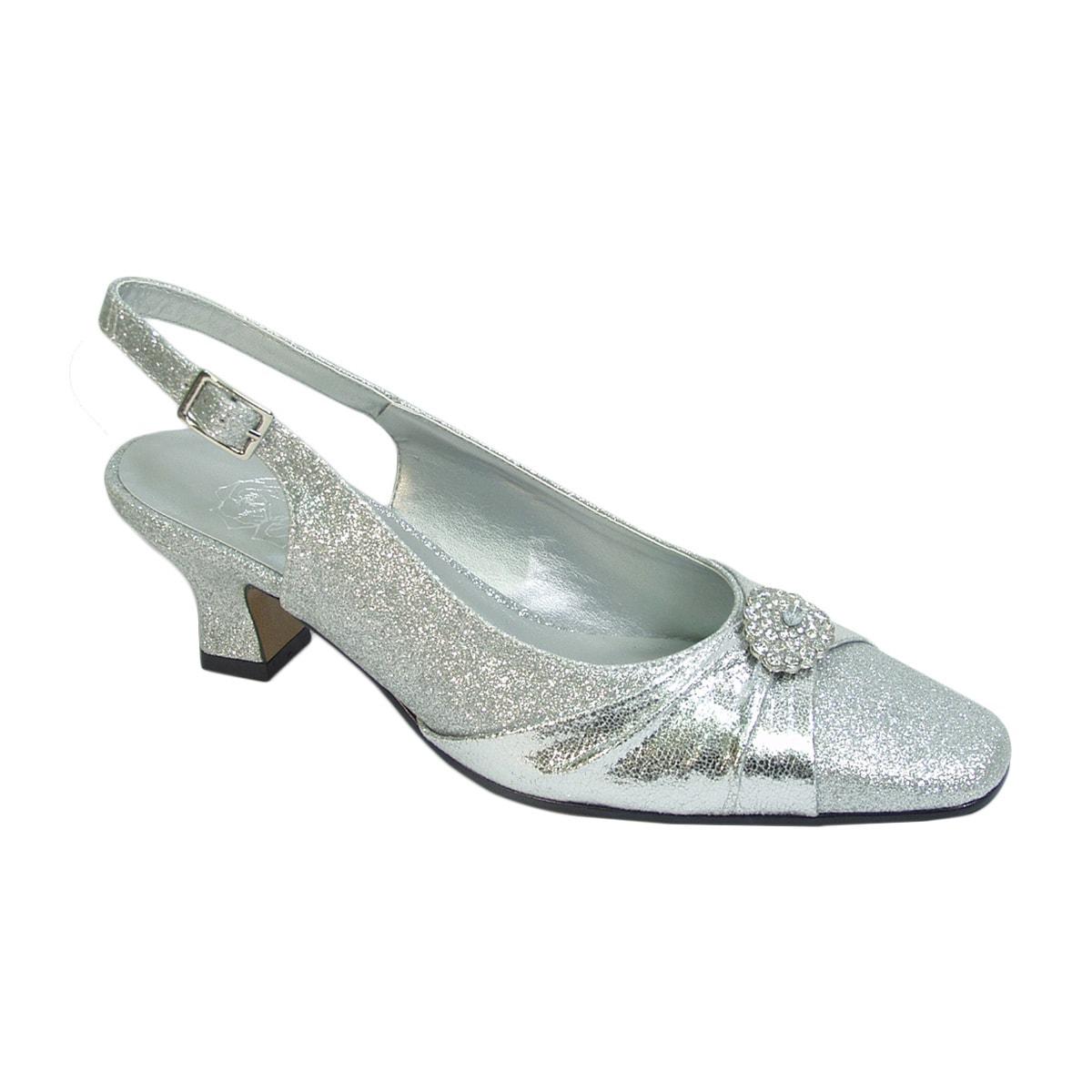 6cd23c1b1ca Shop FIC FLORAL Elaine Women s Extra Wide Width Dress Shoes - Free ...