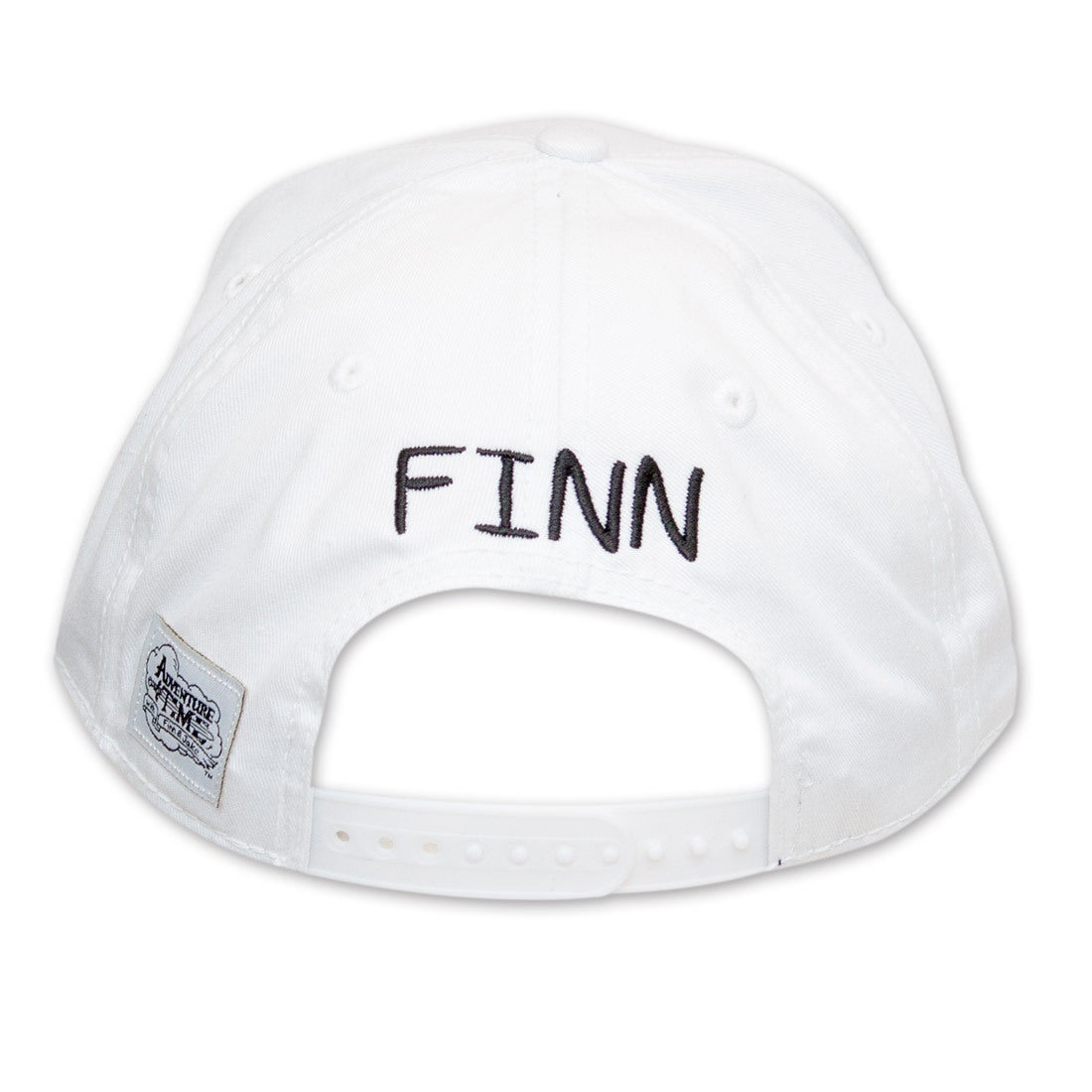 ebaf890169c Shop Adventure Time Finn White Cap - Free Shipping On Orders Over  45 -  Overstock.com - 11520095