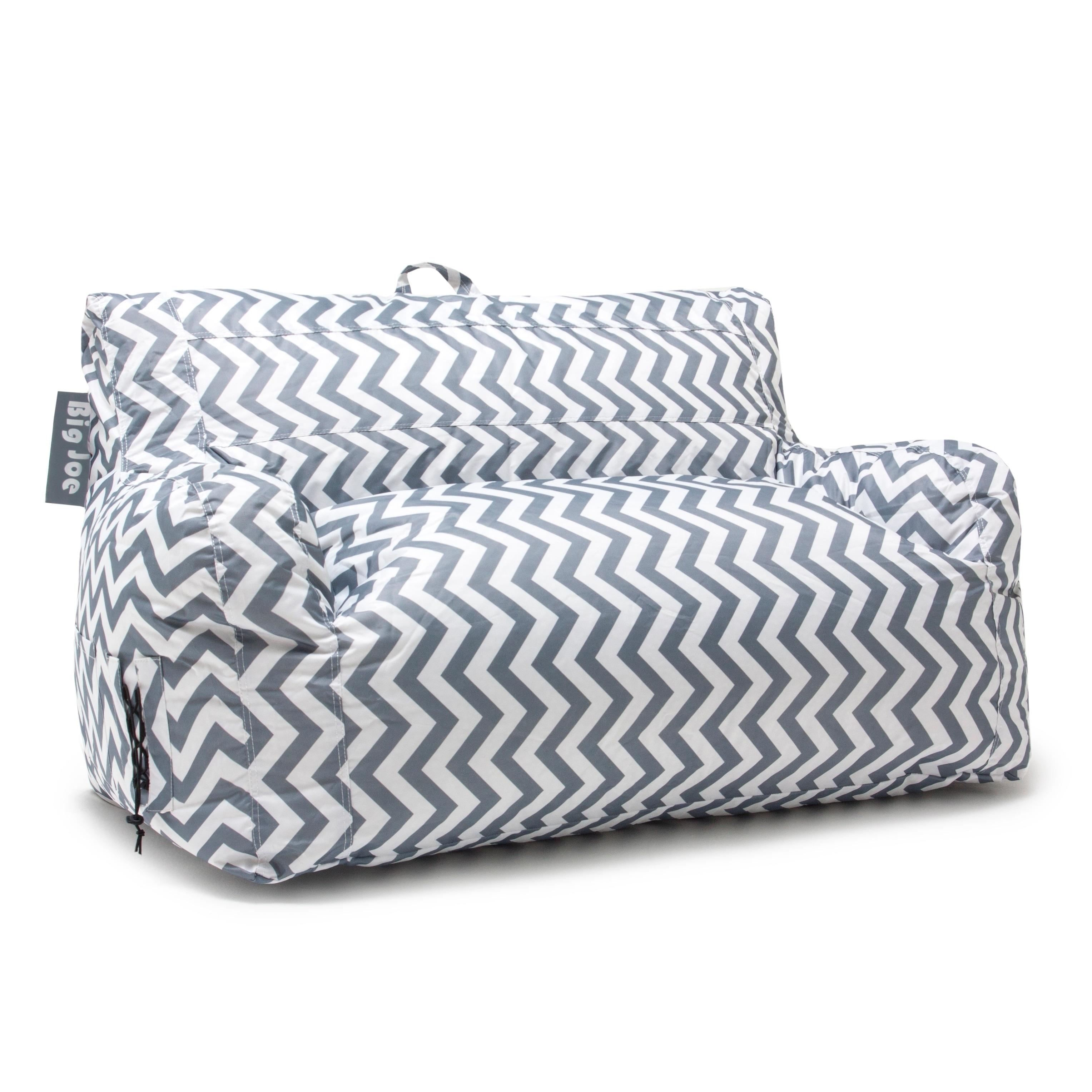 Beau Shop Big Joe College Dorm Sofa Bean Bag   Free Shipping Today    Overstock.com   11526563