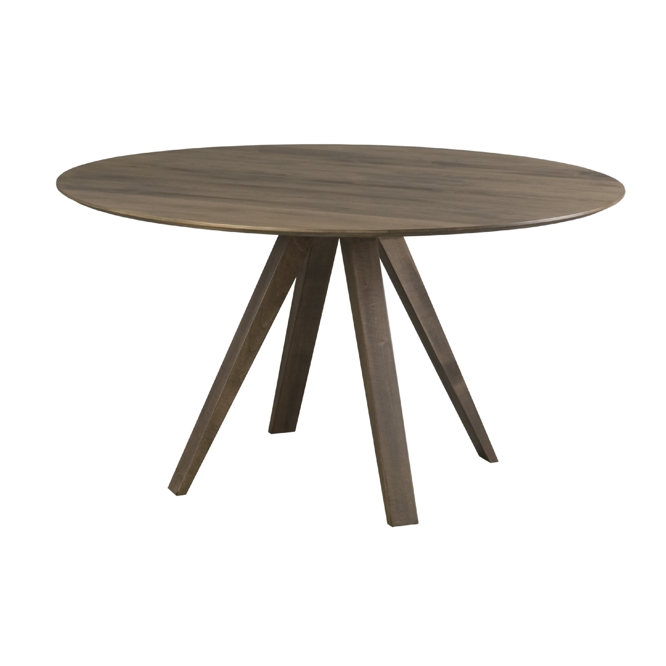 saloom nova 42 inch round nantucket custom dining table free