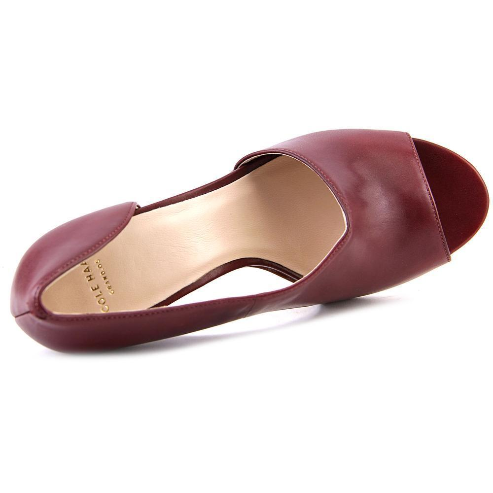e03e78fdda Shop Cole Haan Women's 'Viveca OT. Pump' Leather Dress Shoes - Free  Shipping On Orders Over $45 - Overstock - 11530200