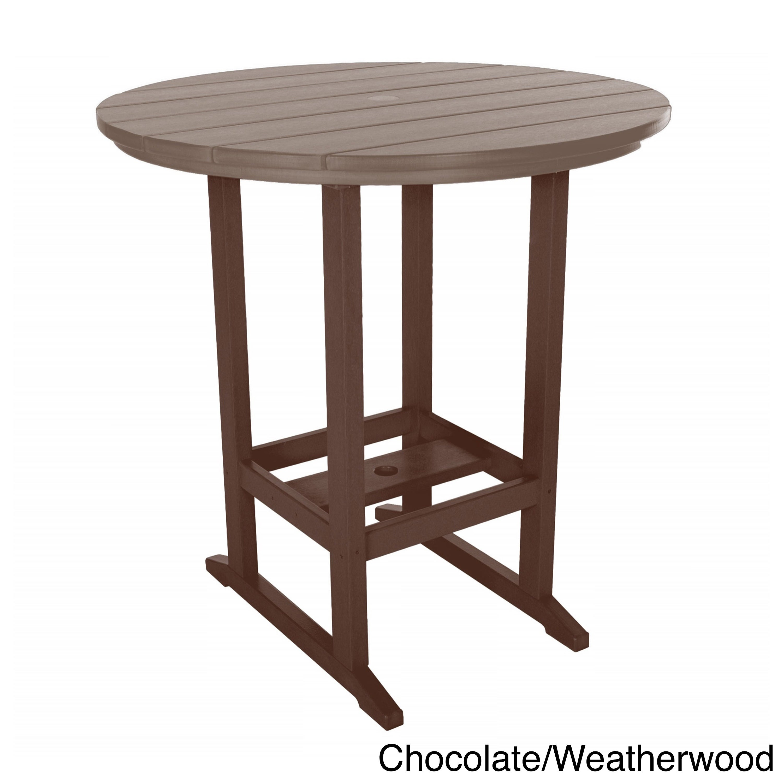 Pawleys Island Outdoor High Dining Table