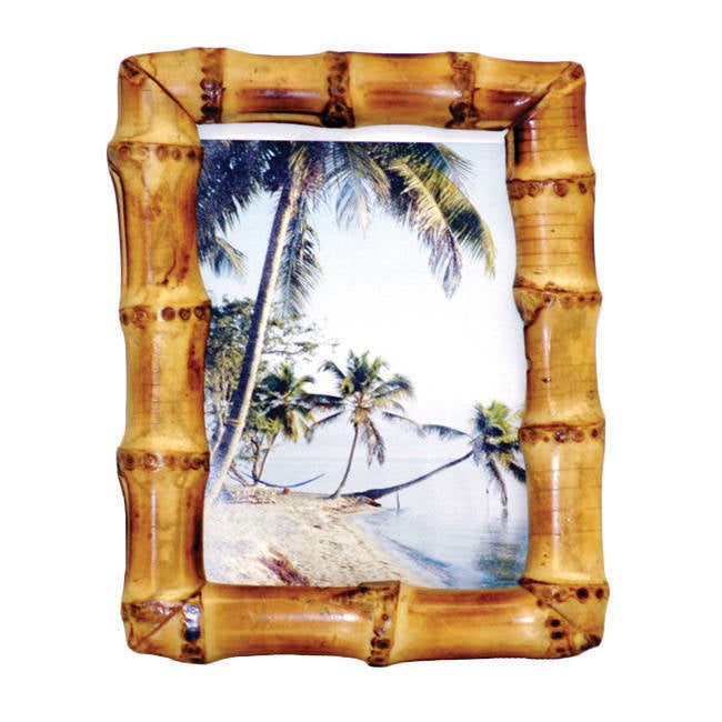 Shop Handmade Bamboo Root Frame Vietnam Free Shipping On Orders