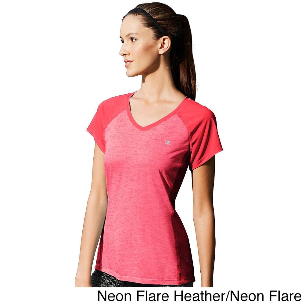 68103c18 Shop Champion Women's Marathon T-Shirt - Free Shipping On Orders Over $45 -  Overstock.com - 11542385