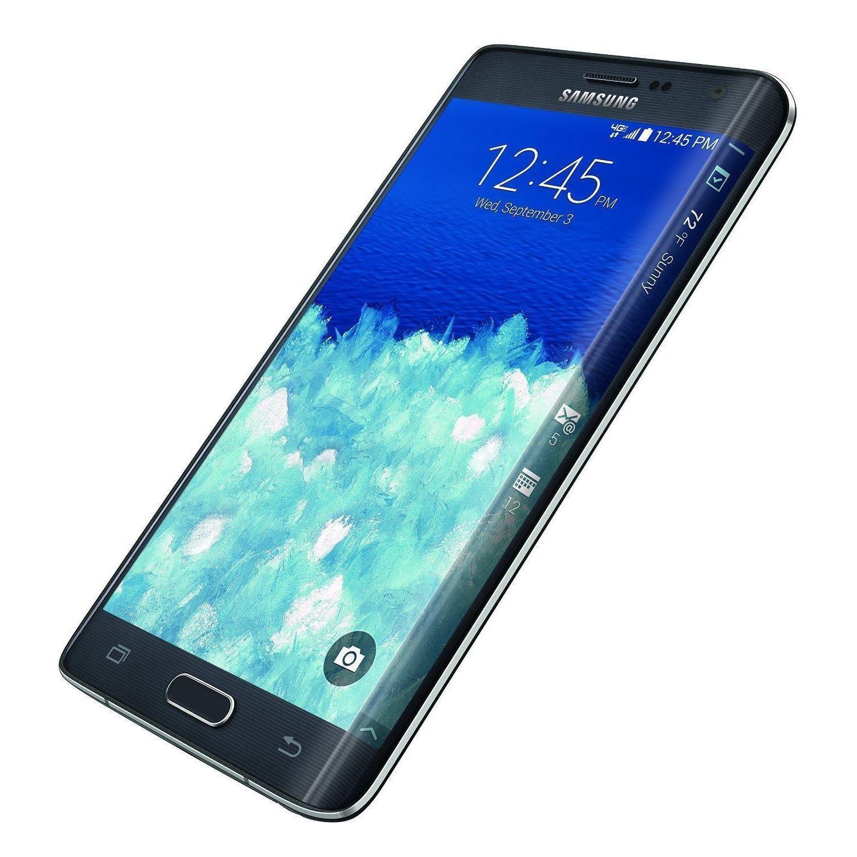Shop Samsung Galaxy Note Edge N915v 32gb Verizon 4g Lte 16mp Camera Smartphone W S Pen Charcoal Black Free Shipping Today 11547158