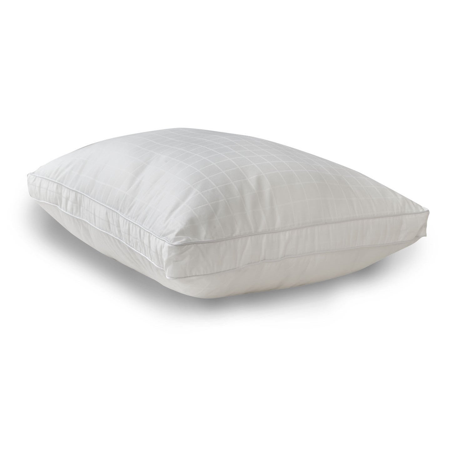 Down Alternative Pillow 100 percent Cotton Bed Pillow by Mastertex