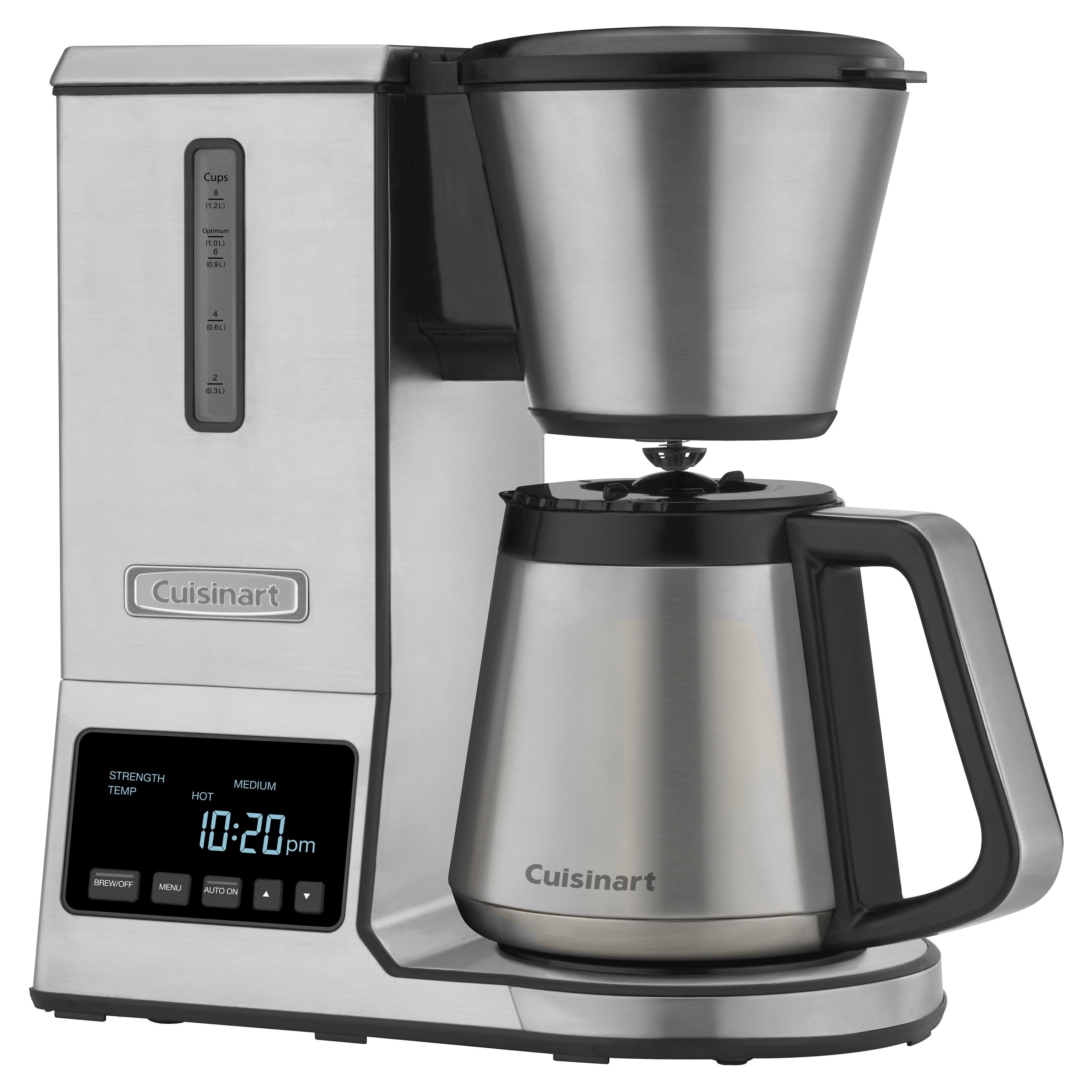 Cuisinart Cpo 850 8 Cup Coffee Brewer Coffeemaker W Thermal Carafe Free Shipping Today 11552650