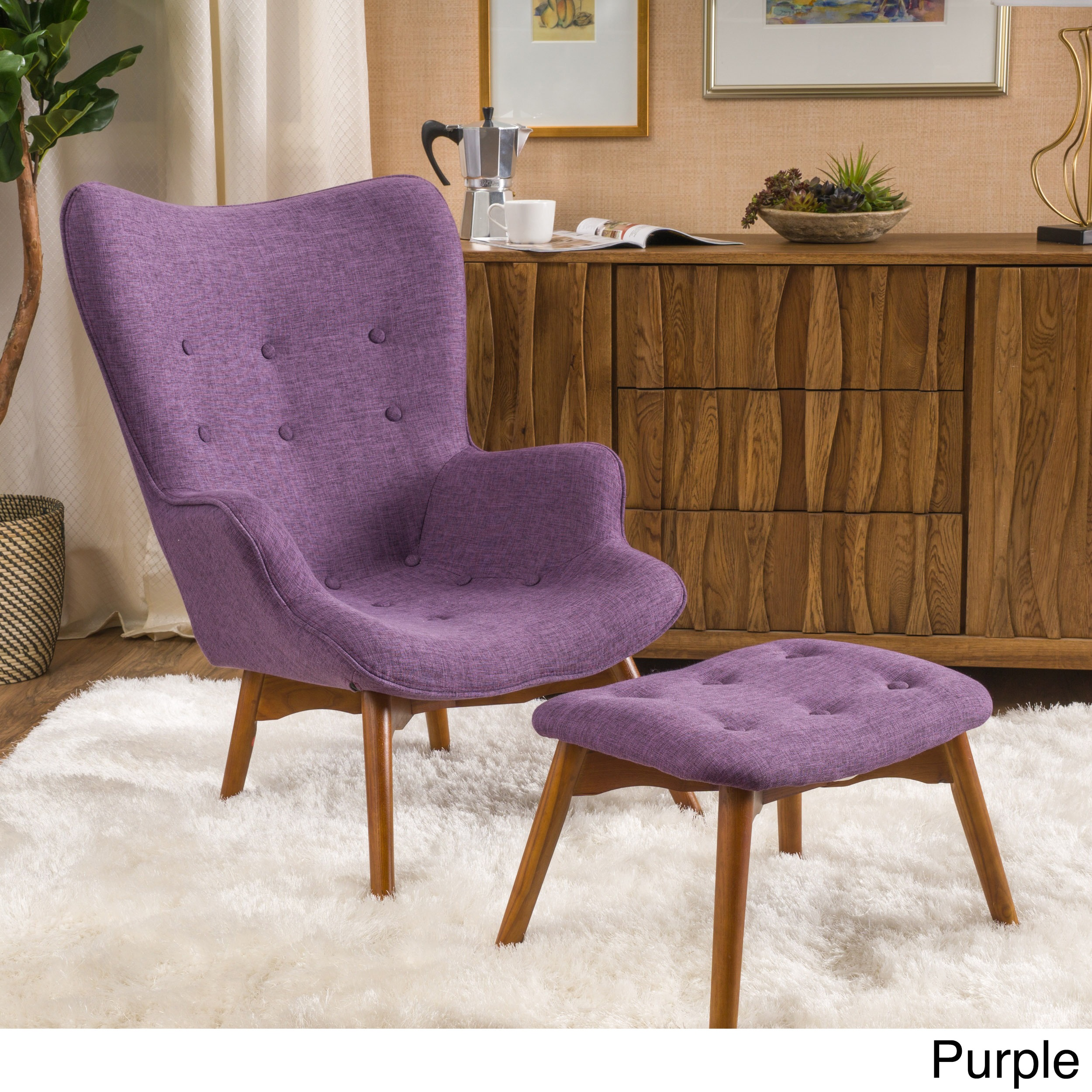 arm ottoman shipping portfolio living ottomans chair gray floral home today overstock product free and mira handy modern chairs garden