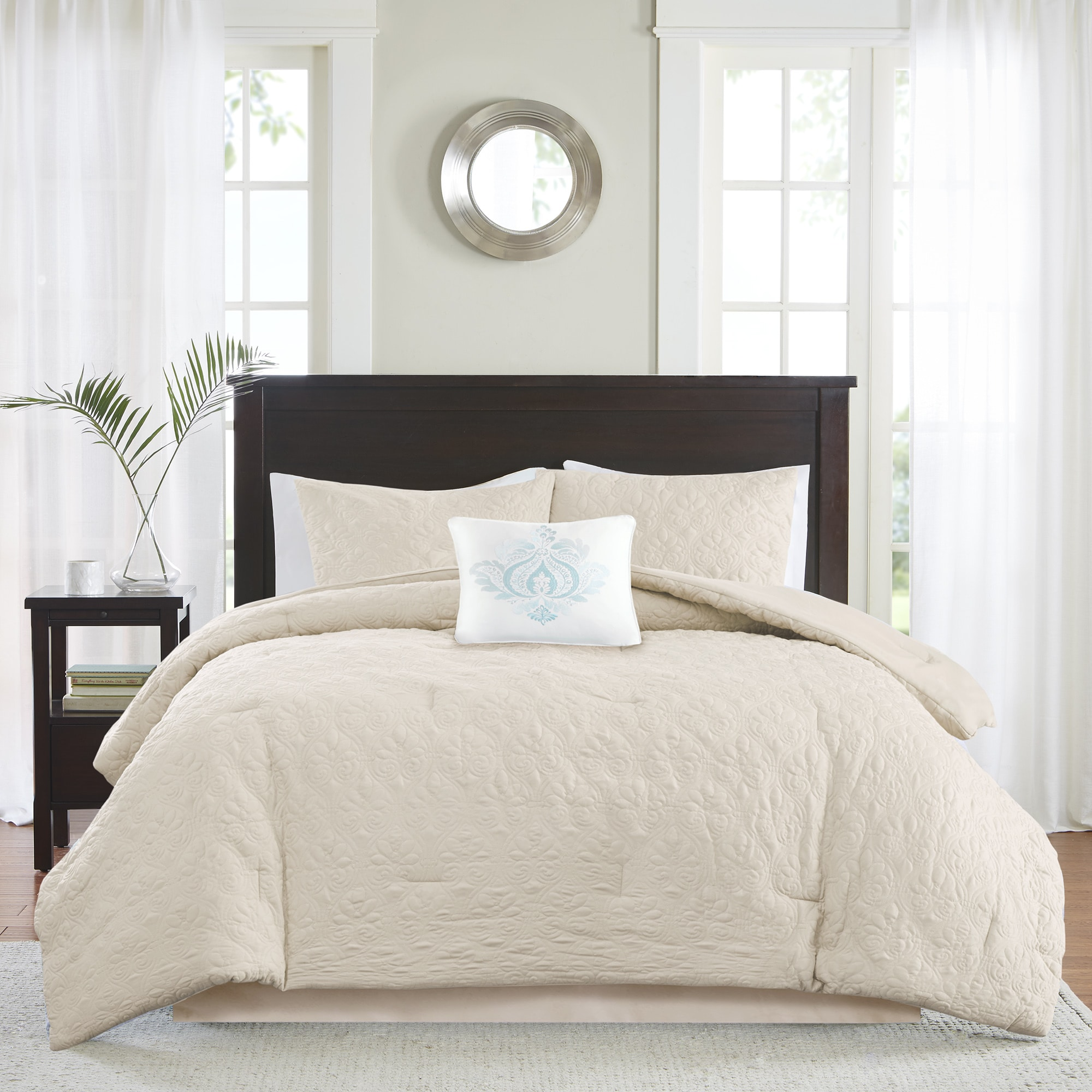 ivory comforter set king ideas sets