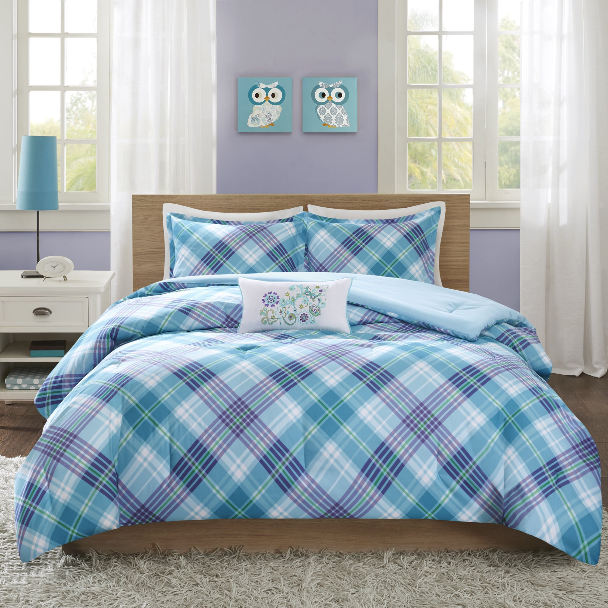 purple gorgeous teal comforters comforter floral bedding gray king grey and set white sets