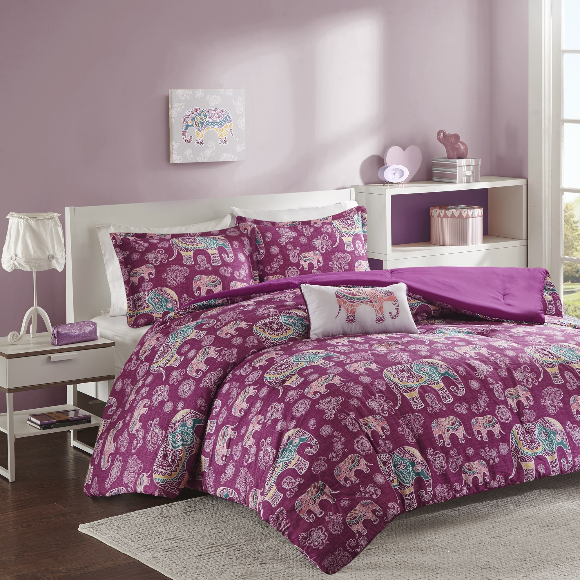 black com walmart print a in white aztec bag tribal coordinating bedding comforter set ip mainstays bed and