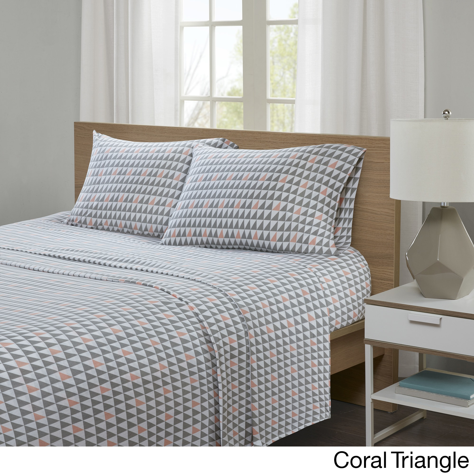 Shop Clay Alder Home Denver Jersey Knit Sheet Set   Free Shipping On Orders  Over $45   Overstock.com   21181073