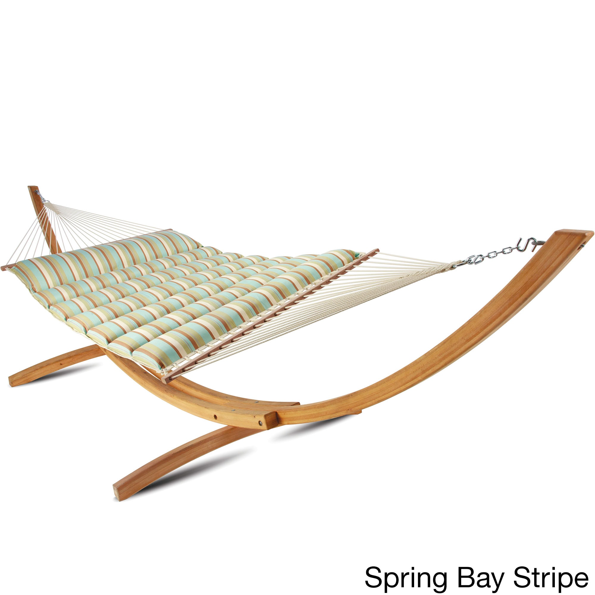today large home overstock product hatteras pillowtop hammock free shipping garden