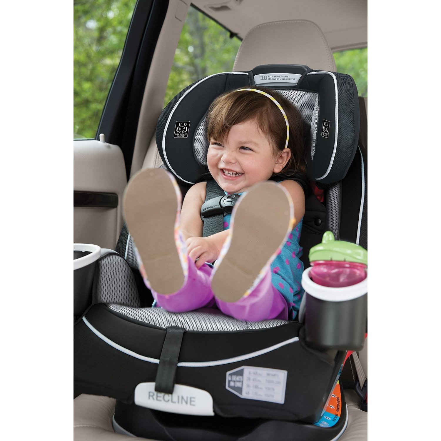 Graco Matrix 4Ever All-in-one Car Seat - Free Shipping Today ...