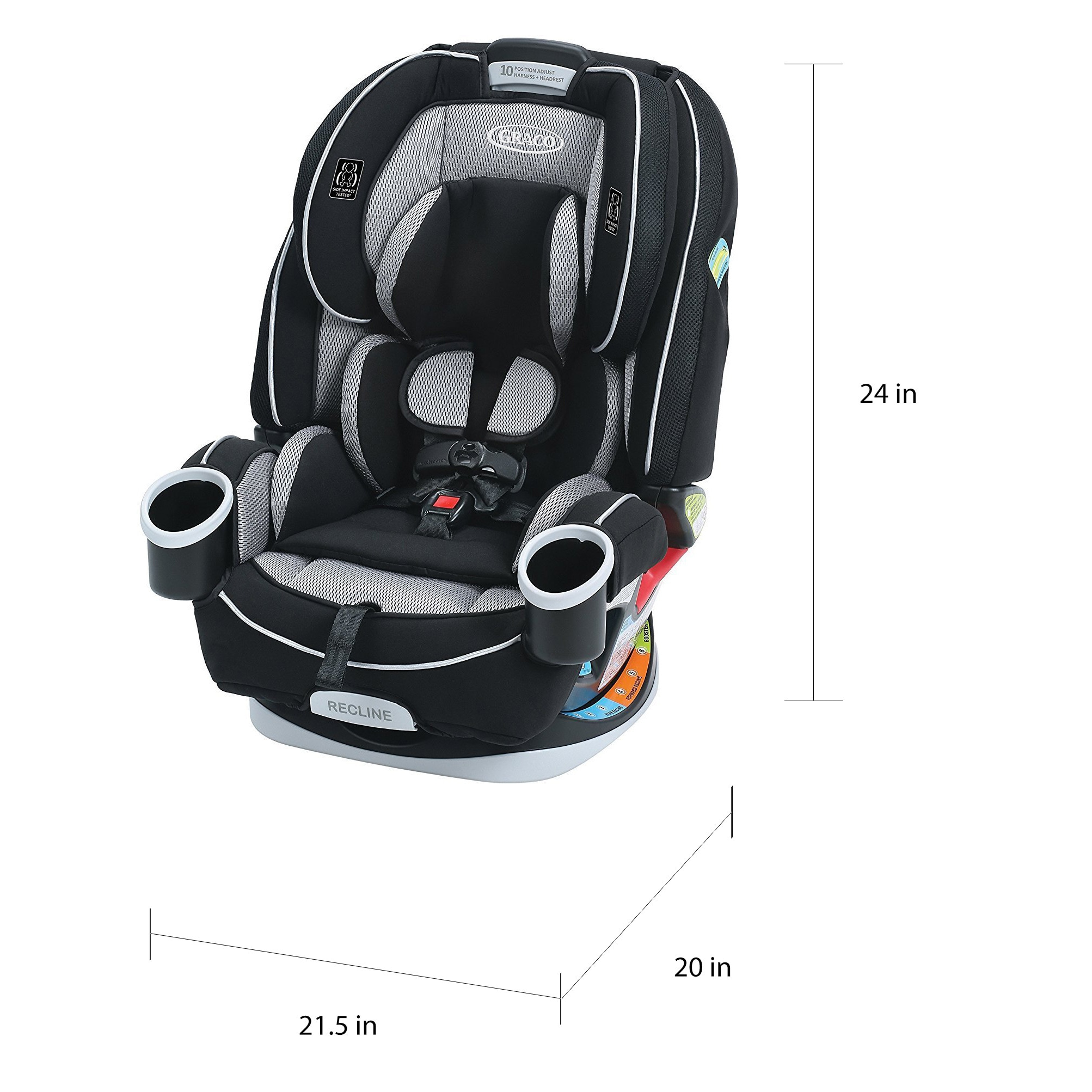 Shop Graco Matrix 4Ever All In One Car Seat