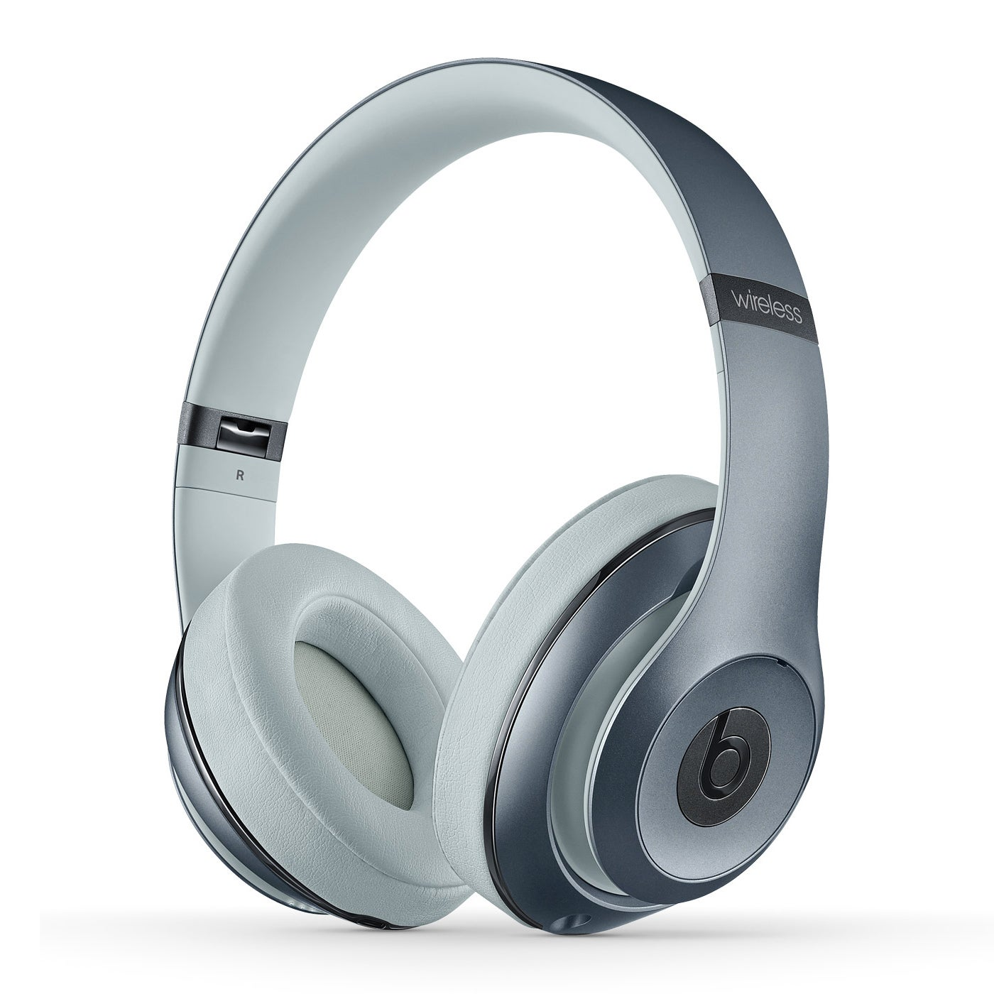 ae59bd044af Beats By Dre Studio 2 Wireless Headphones Metallic Silver (Refurbished)