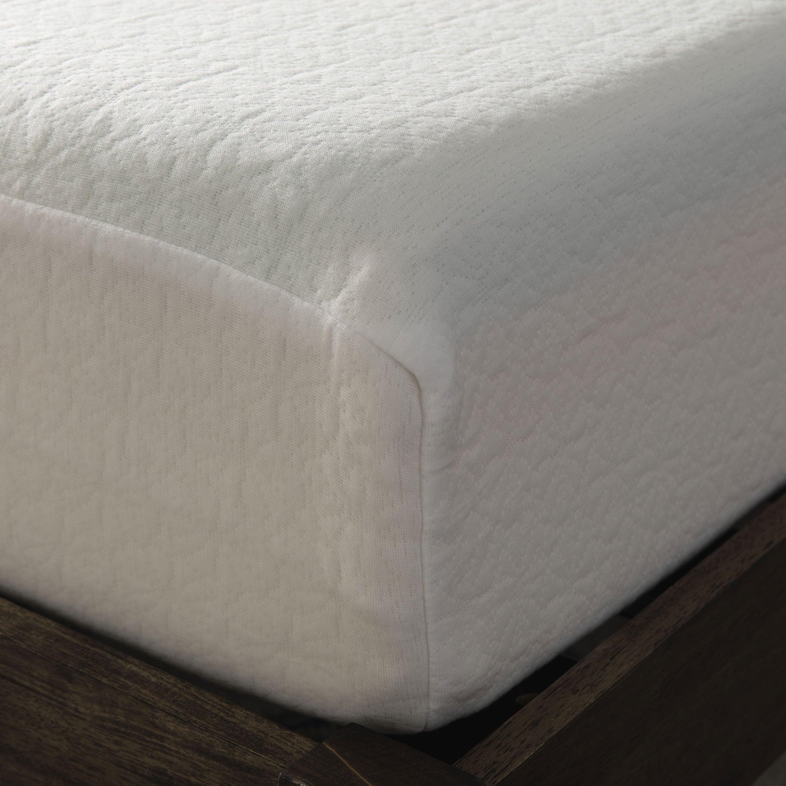 Crown fort 8 inch Twin size Memory Foam Mattress Free