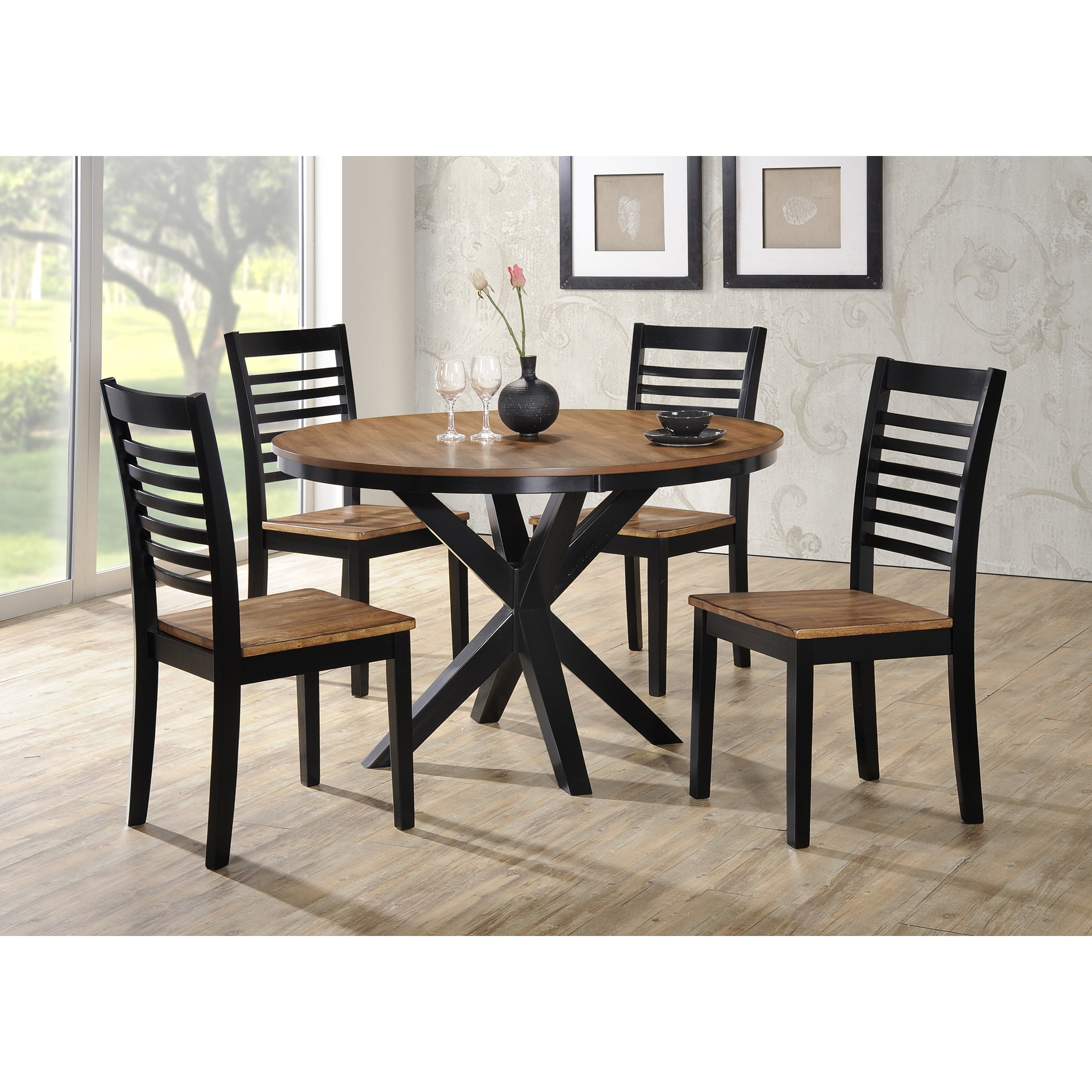 Shop Phoenix 48 Inch Dining Table   Free Shipping Today   Overstock.com    11606017