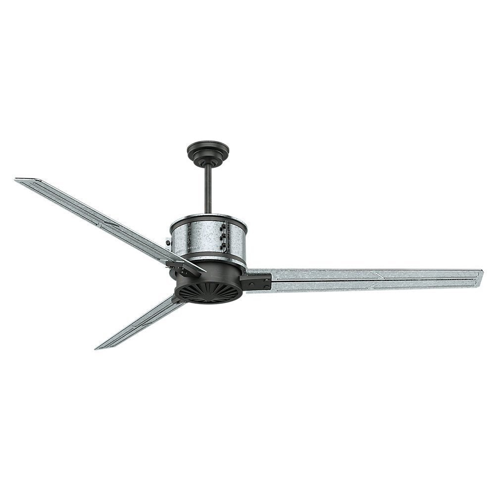 ceiling fan steel craftmade bellows oscillating stainless reversible