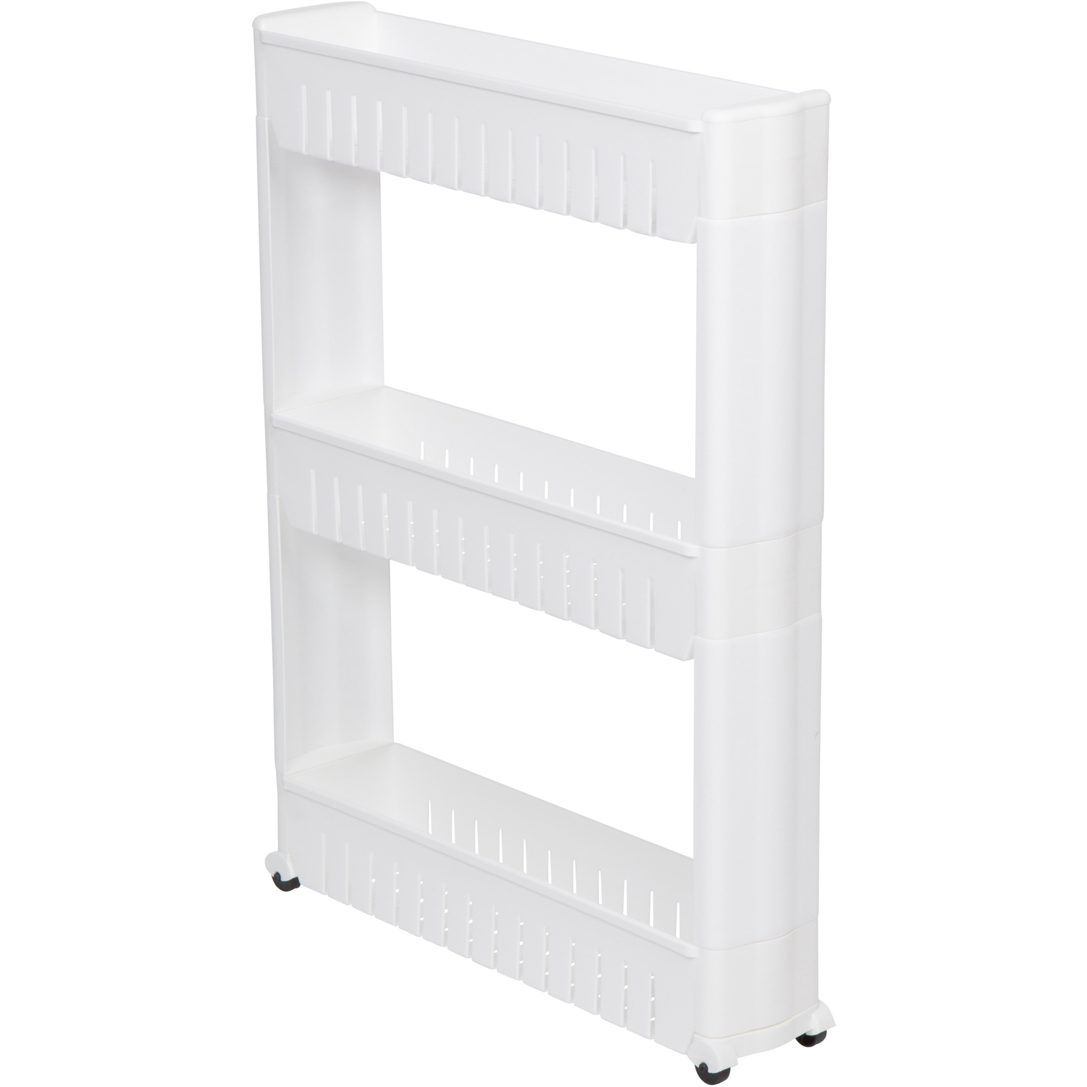 cart drawer storage itm bin organizer of rolling set plastic cabinet box container white