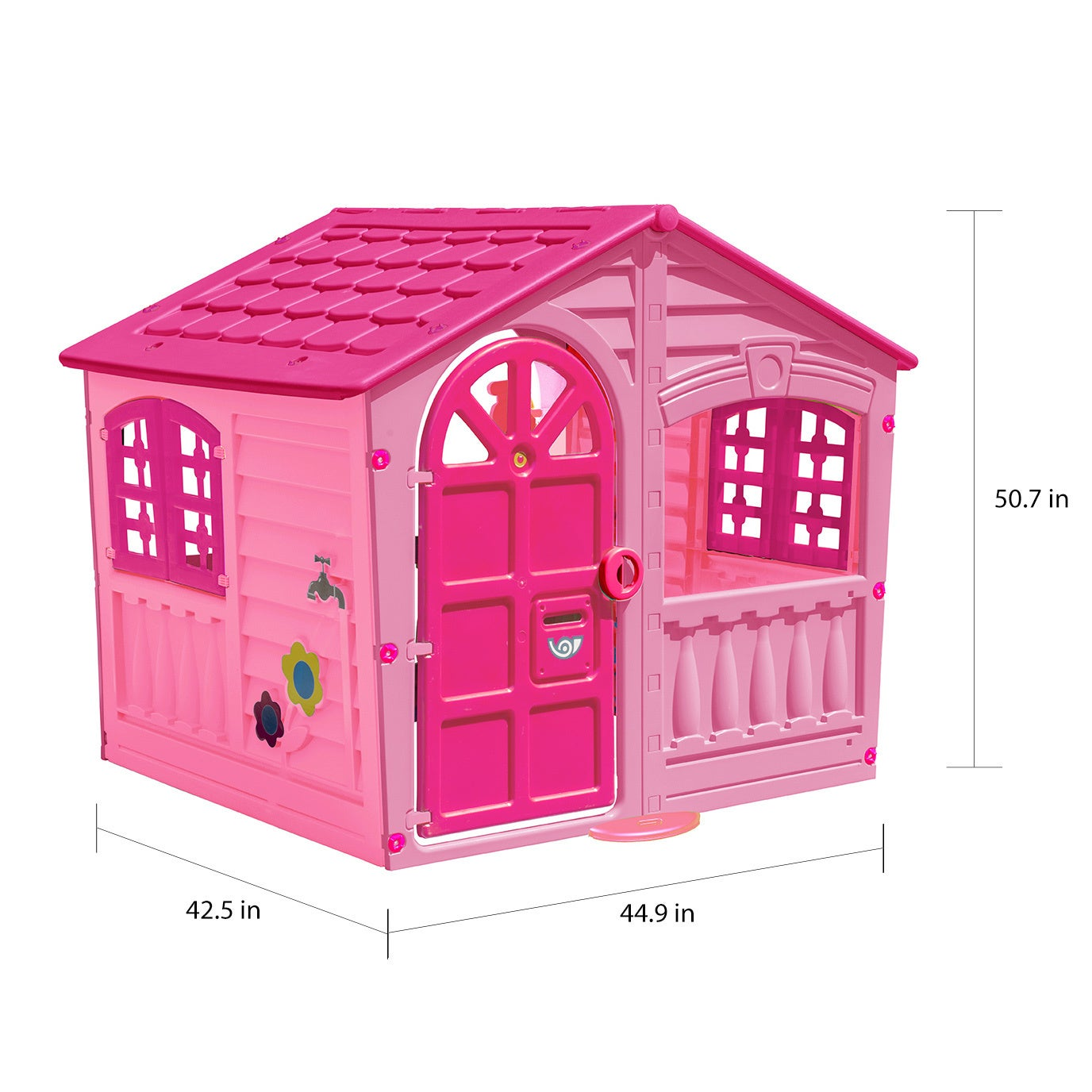 Shop Pal Play House of Fun - Free Shipping Today - Overstock.com ...