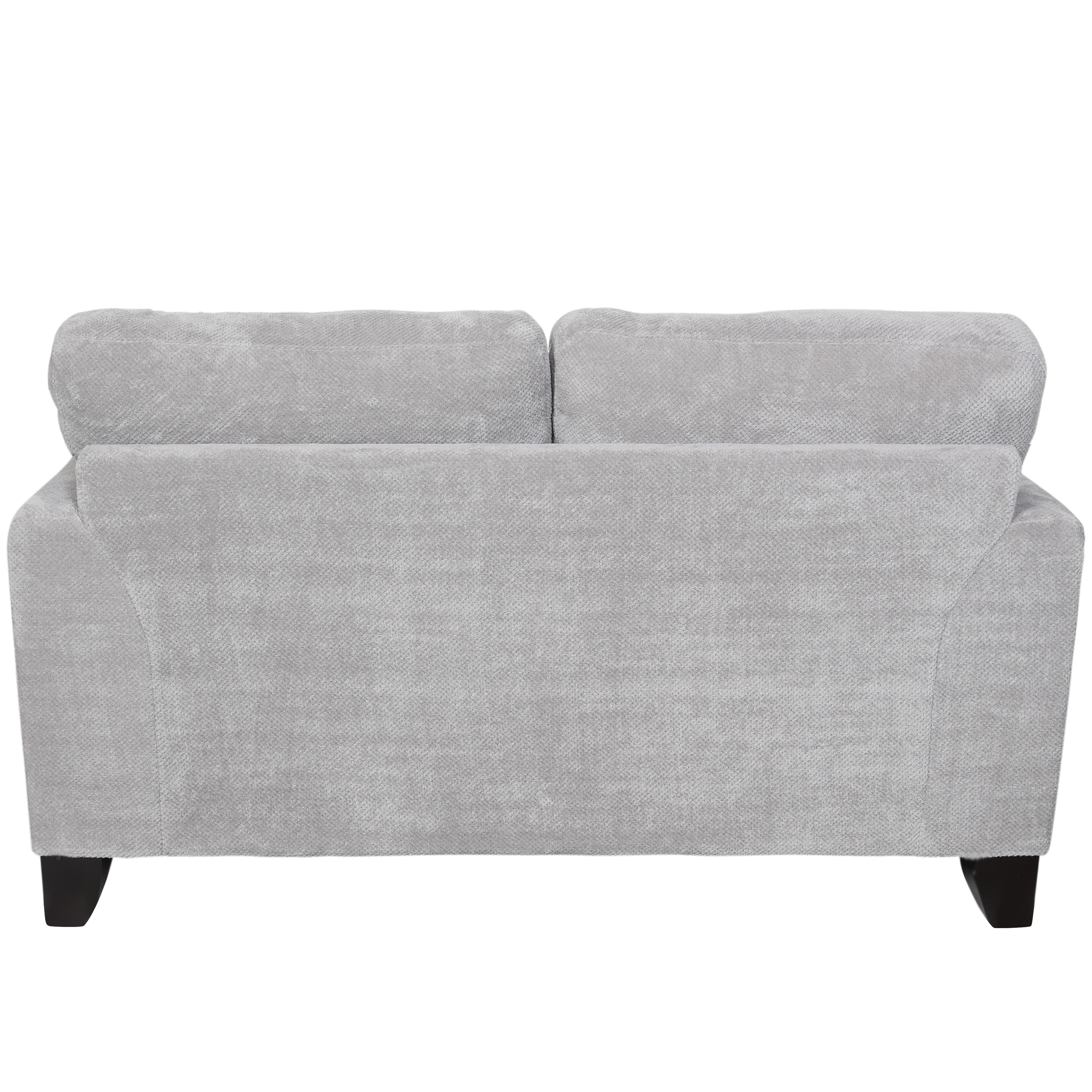 emilia love bellini living loveseat loveseats modern wht contemporary seat white sea