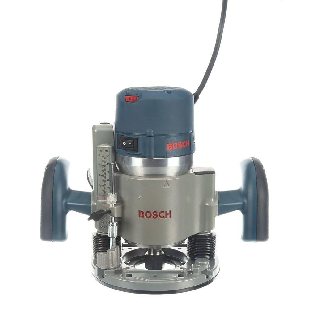 Bosch 1617 fixed base router best router 2017 bosch 2 3hp plunge fixed base router kit review you greentooth Choice Image