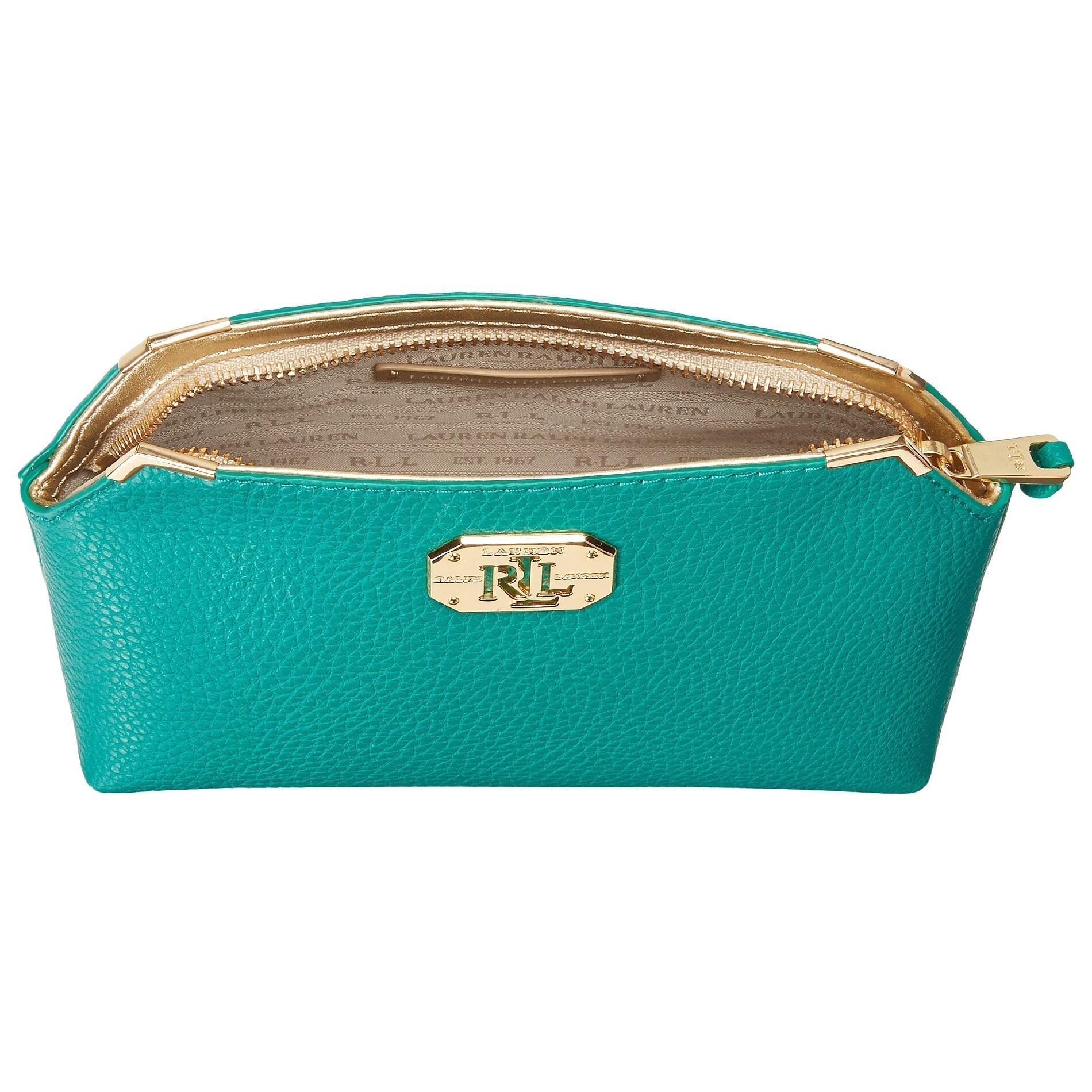 5c26c503ef4d Shop Ralph Lauren Acadia Cosmetic Bag - Free Shipping Today - Overstock -  11629051