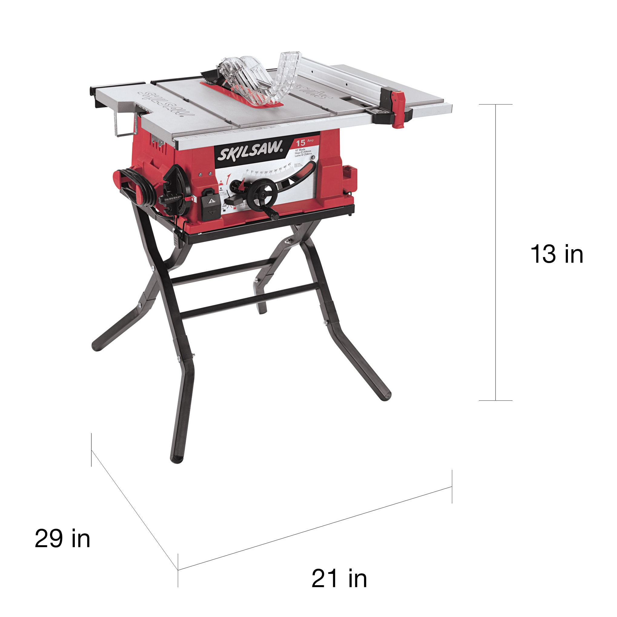 trolley ts and table stand saw product with metabo