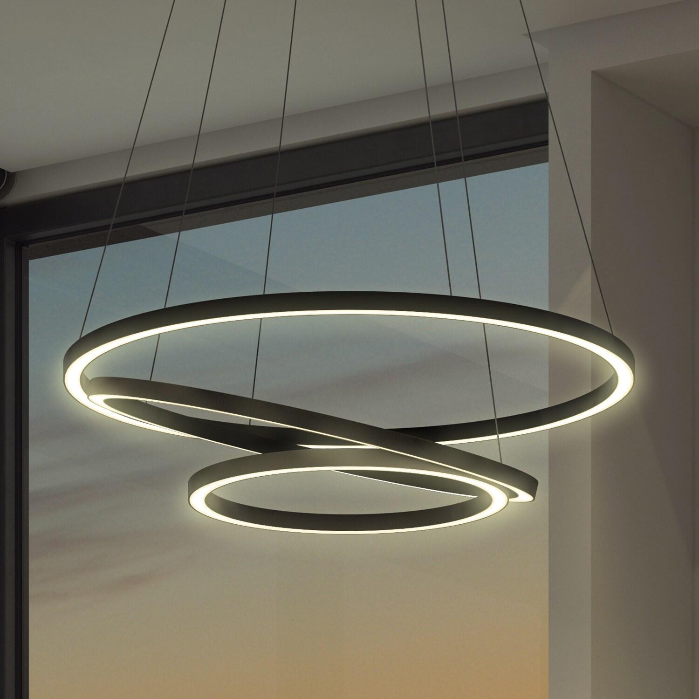 Vonn Lighting VMC BL Tania Trio 32 inches LED Adjustable
