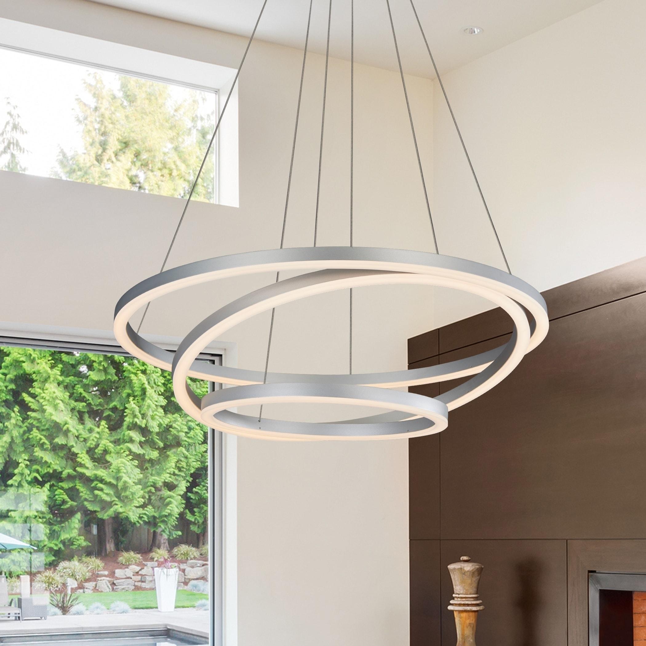 Modern Hanging Light Fixtures Martinique
