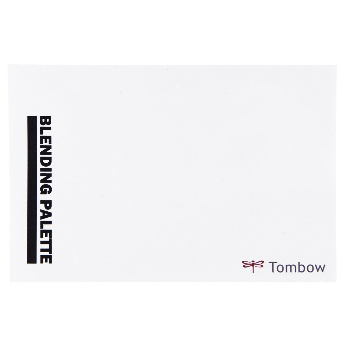 Tombow blending palette with white color chart free shipping on tombow blending palette with white color chart free shipping on orders over 45 overstock 18572246 nvjuhfo Gallery