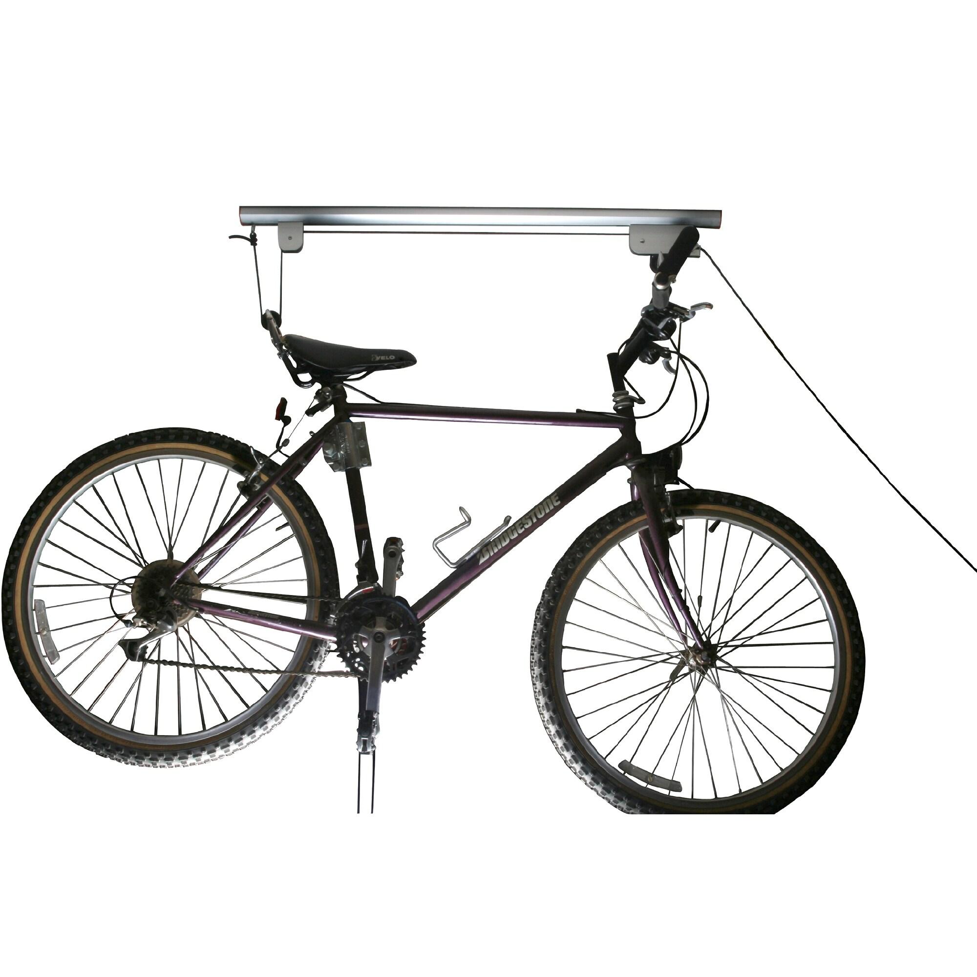 k wayfair freestanding bike to stoneman mount sports rak dbr ceiling rack floor ceilings q