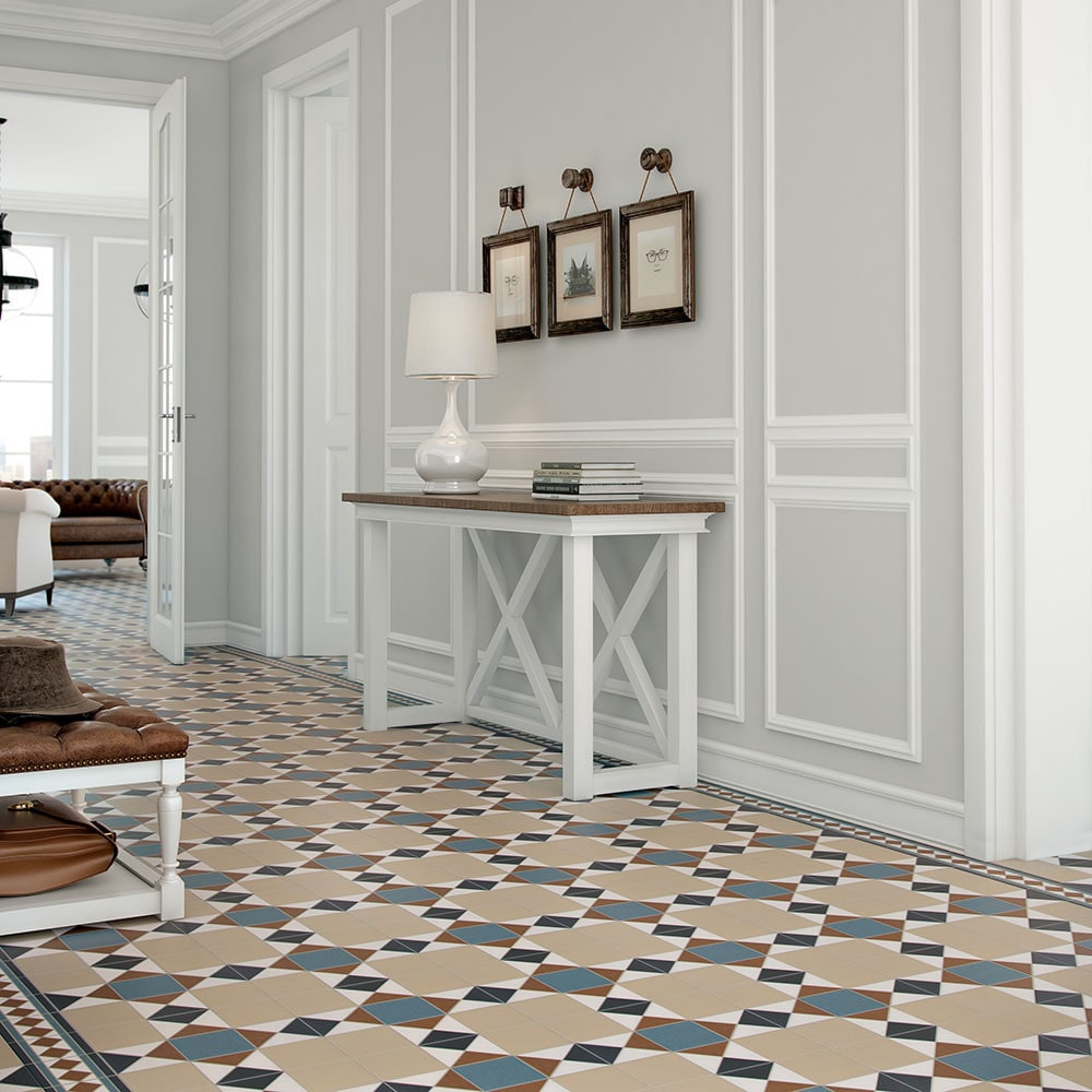 Somertile 13x13 inch narcissus beige porcelain floor and wall tile somertile 13x13 inch narcissus beige porcelain floor and wall tile 10 tiles122 sqft free shipping today overstock 18598283 dailygadgetfo Gallery