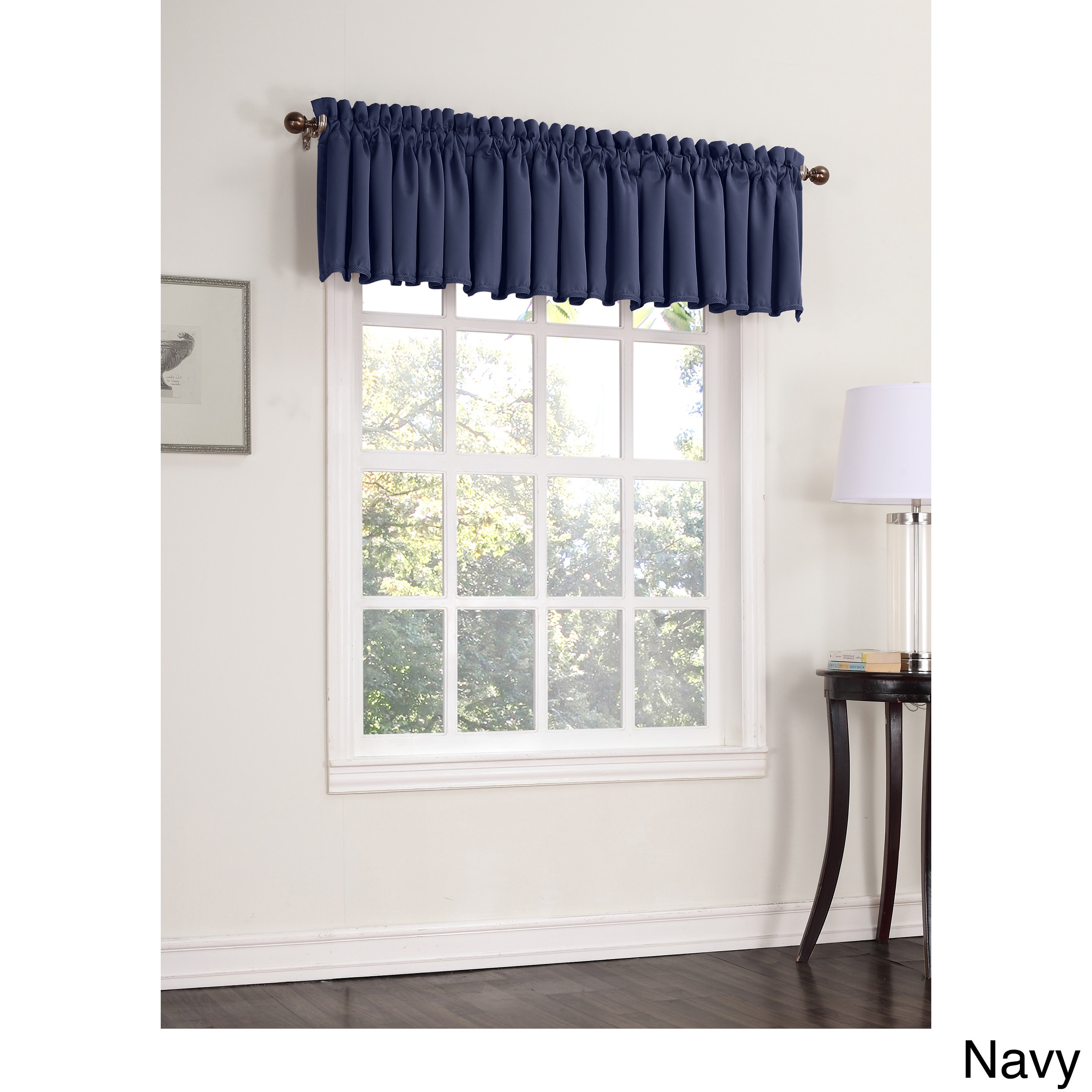 and white blue curtains valances curtain elegant home valance navy ideas